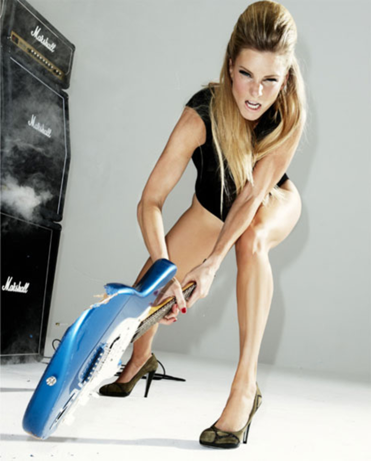 Heather Morris Esquire Magazine