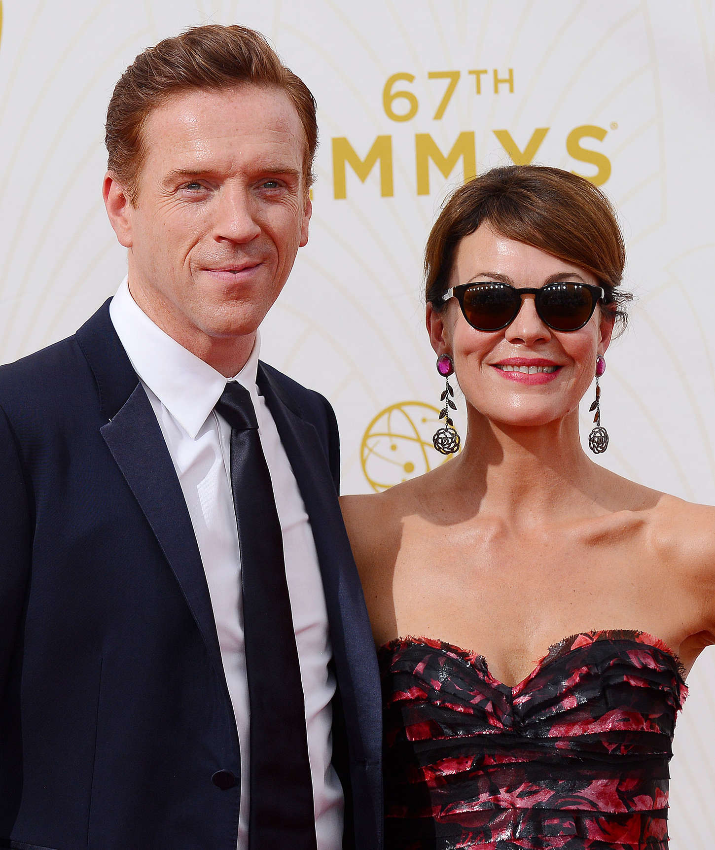 Helen McCrory The Primetime Emmy Awards in Los Angeles