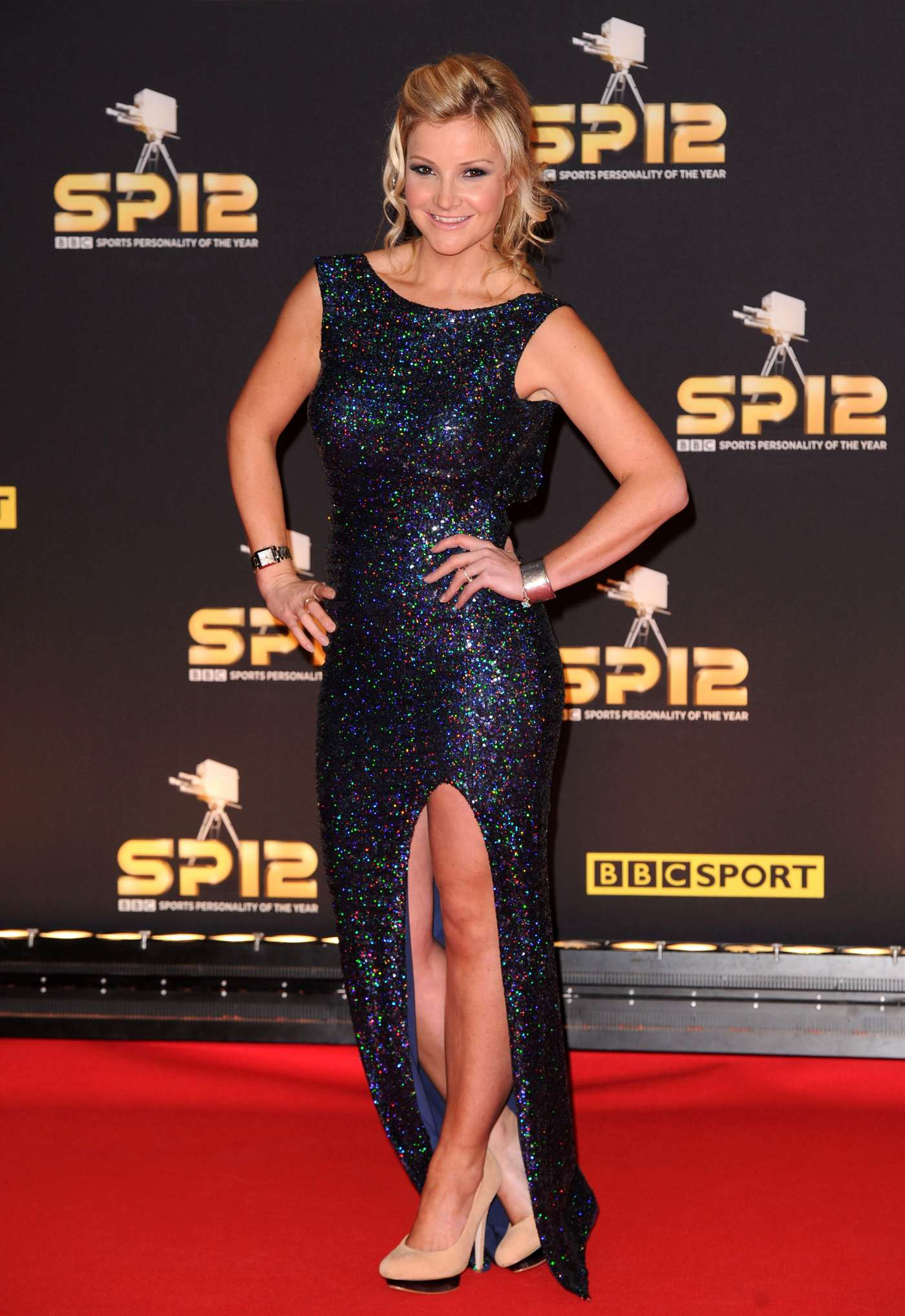 Helen Skelton BBC Sports Personality of the Year Award Ceremony