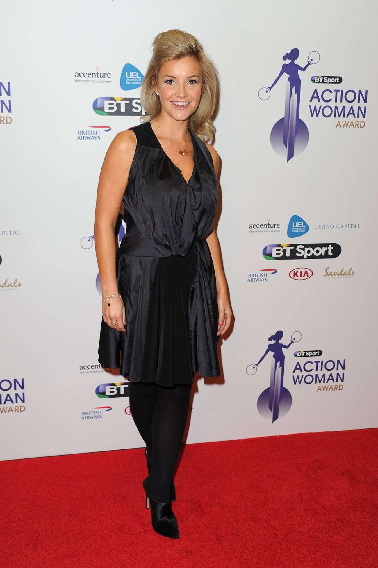 Helen Skelton BT Sport Action Woman Awards in London
