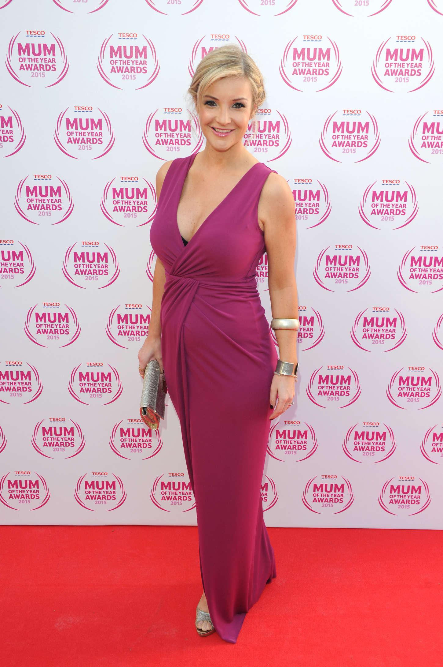 Helen Skelton Tesco Mum Of The Year Awards in London