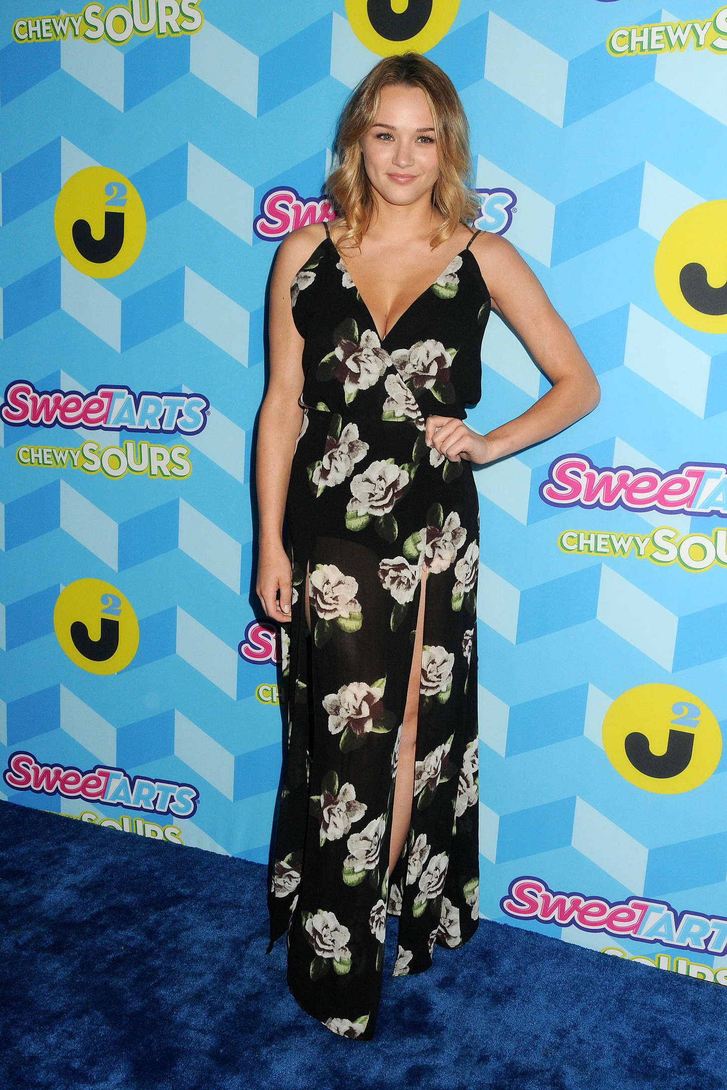Hunter Haley King Just Jared Summer Bash Pool Party in Hollywood