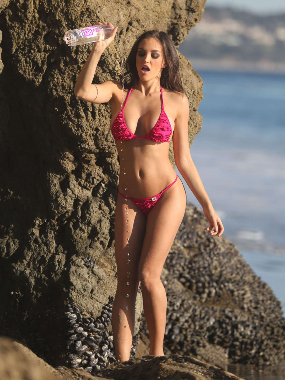 Jaclyn Swedberg Water Bikini Photoshoot in San Diego