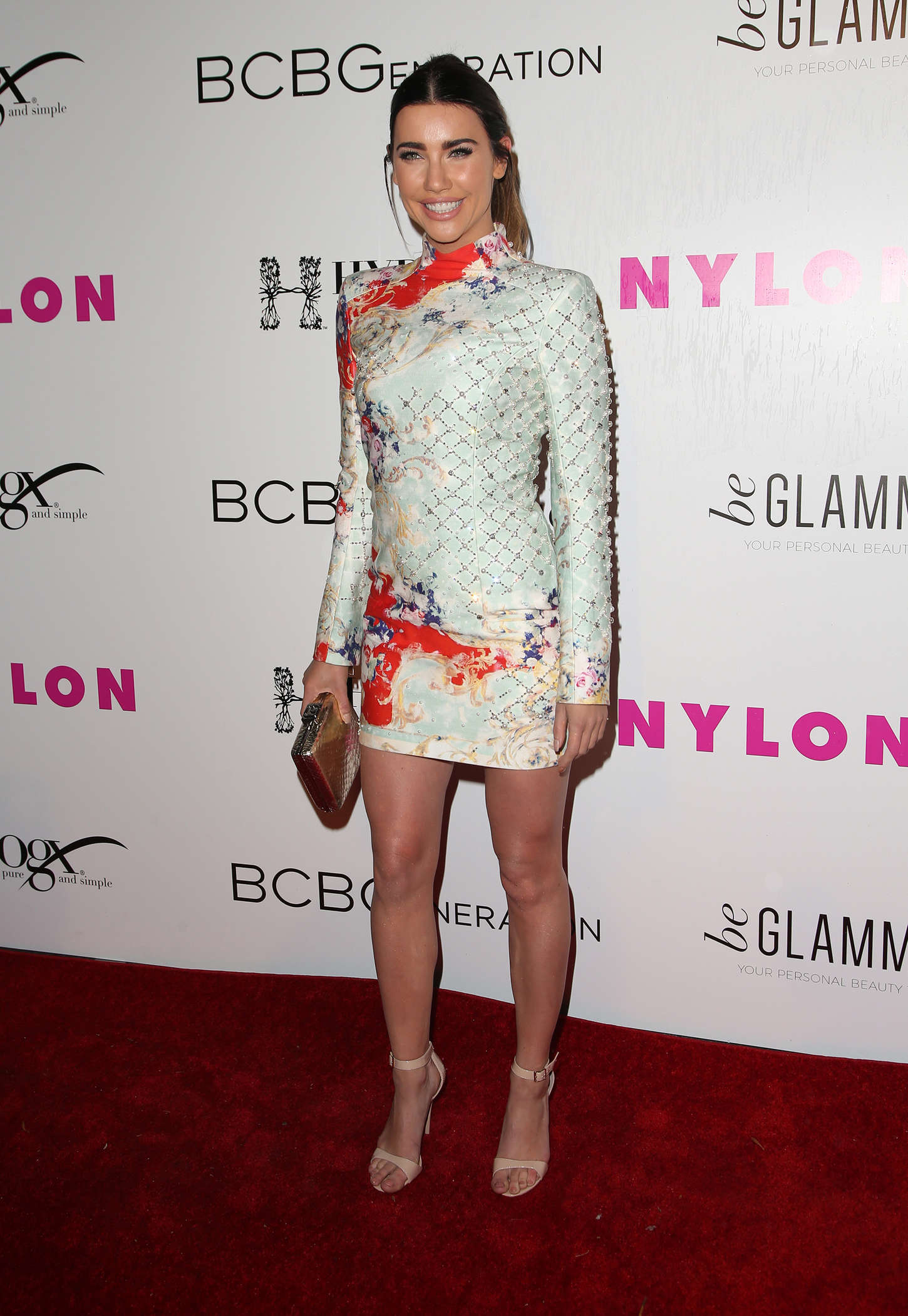 Jacqueline MacInnes Wood NYLON Young Hollywood Party presented by BCBGeneration in Hollywood