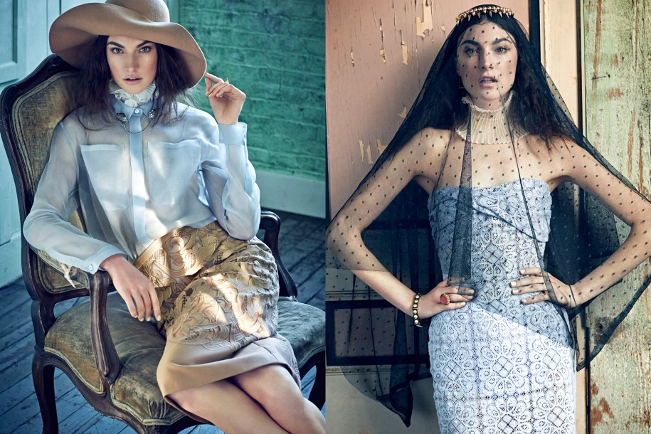 Jacquelyn Jablonski Harpers Bazaar Korea