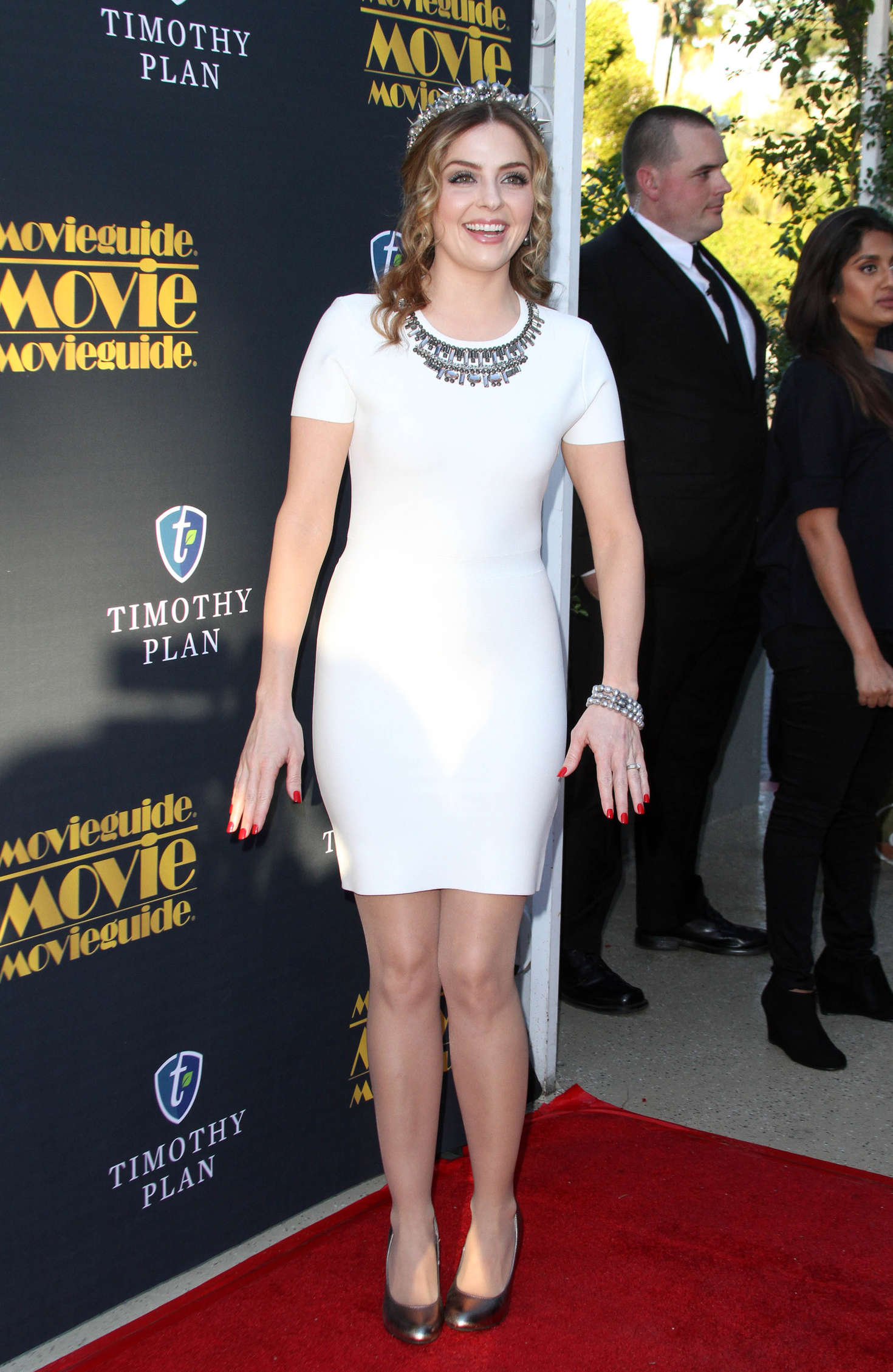 Jen Lilley Annual MovieGuide Awards in Los Angeles