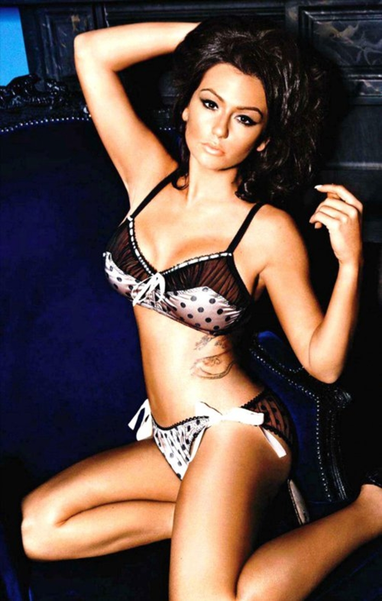 Jenni JWoww Farley US Maxim August Issue