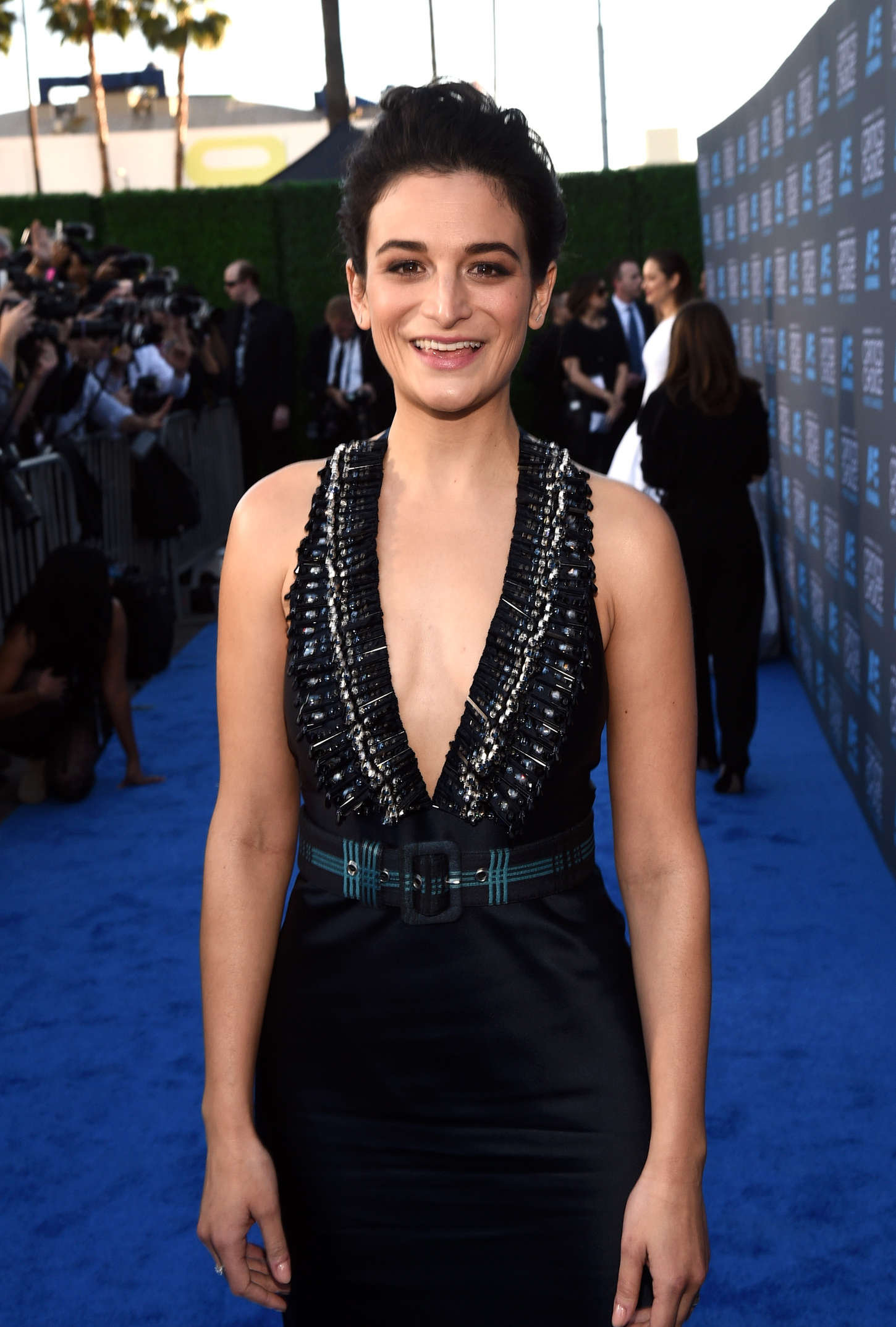 Jenny Slate Annual Critics Choice Movie Awards in Los Angeles