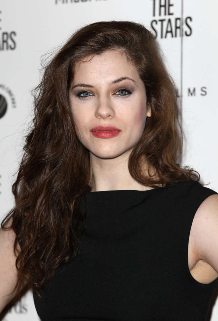 Jessica De Gouw at Premiere Set Fire To The Stars in London
