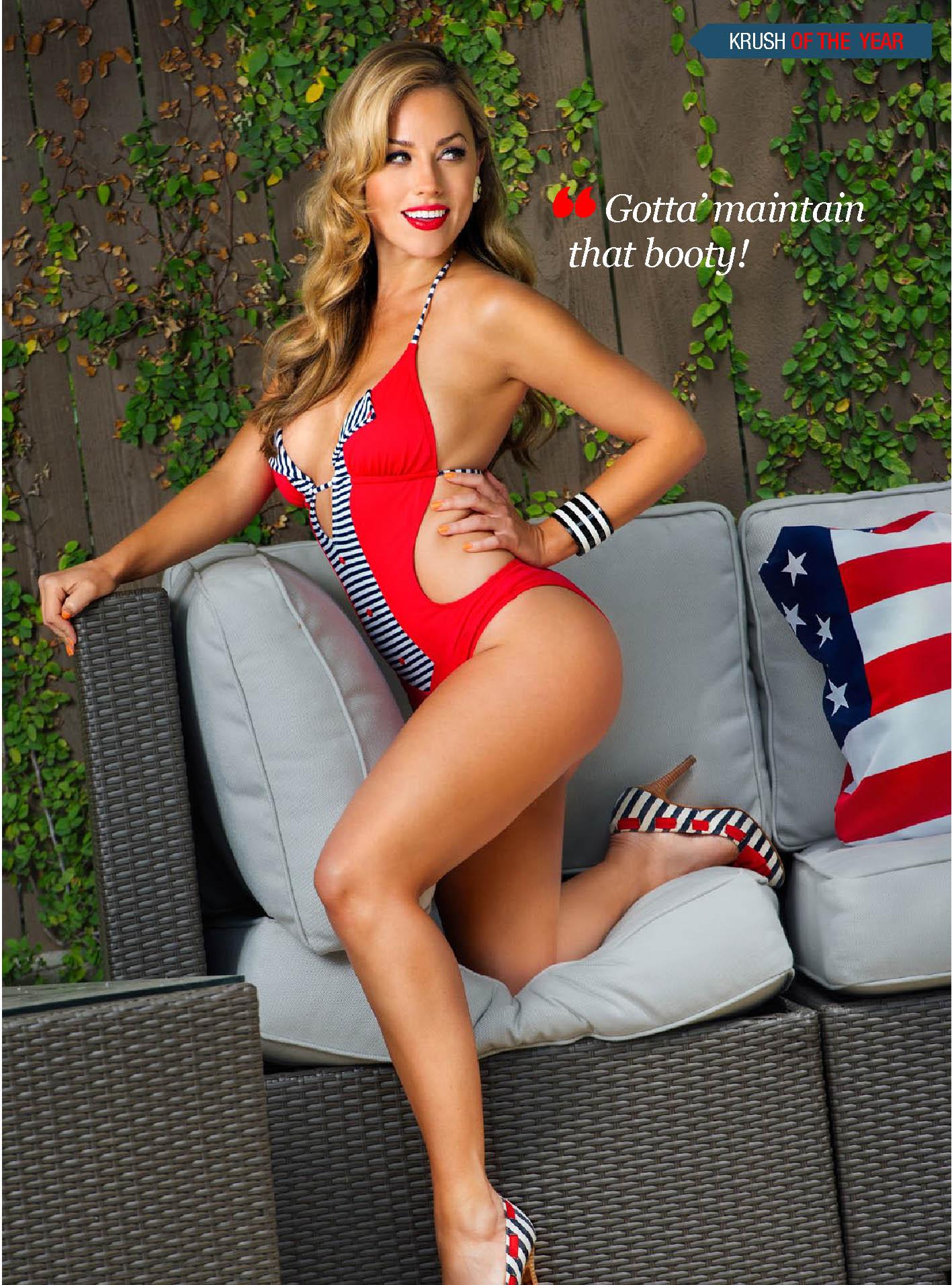 Jessica Hall Kandy Magazine Krush of the Year