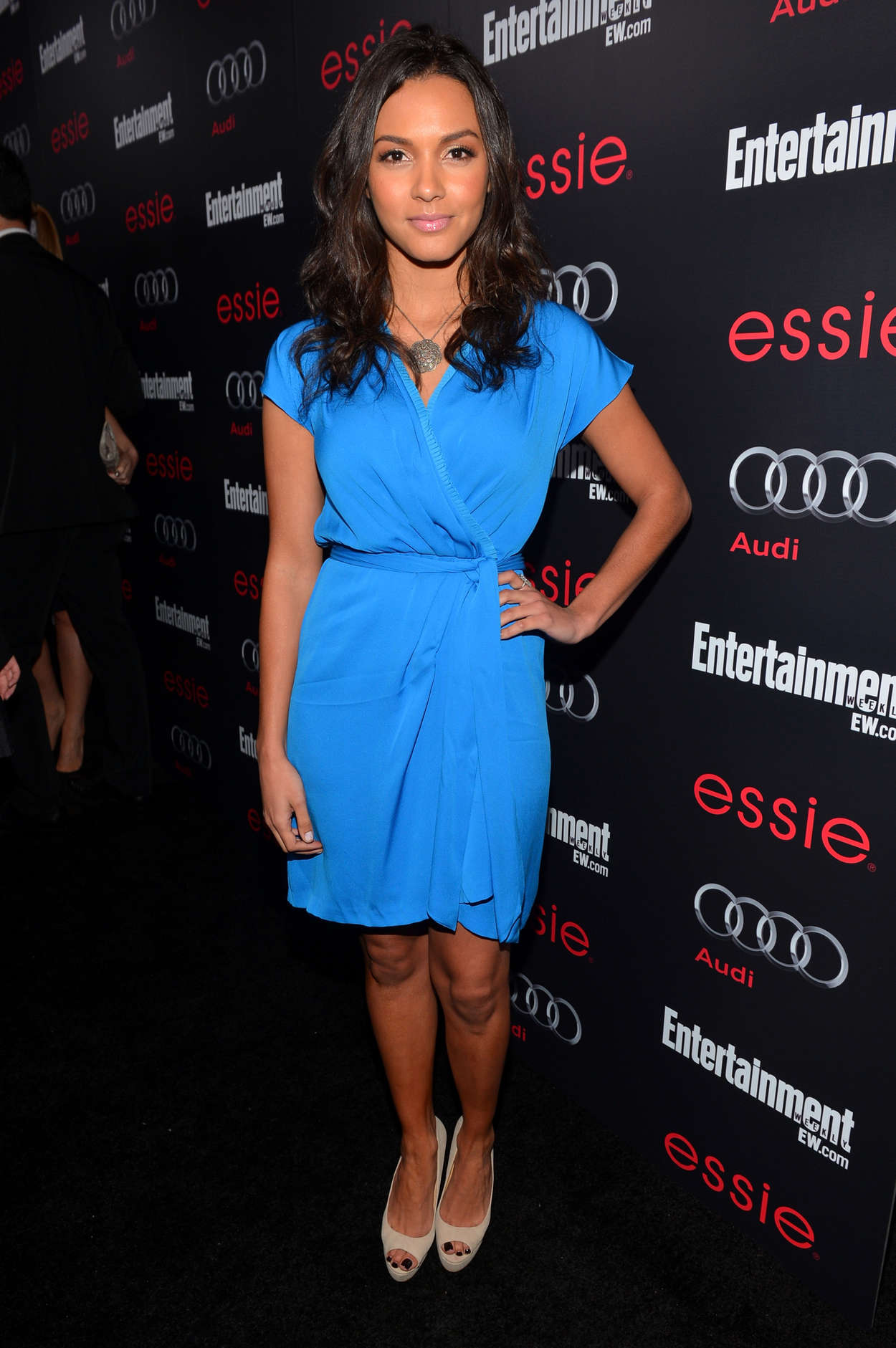 Jessica Lucas Entertainment Weekly Pre-SAG Party