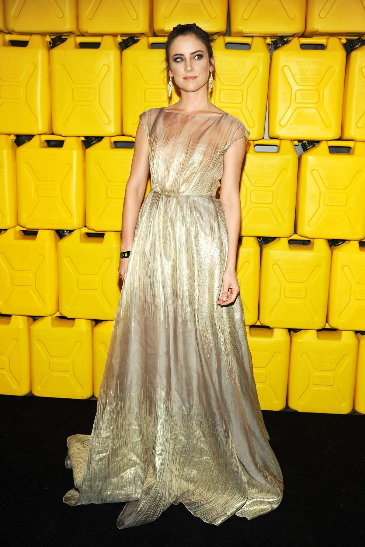 Jessica Stroup Annual Charity Ball Benefiting Charity Water in New York