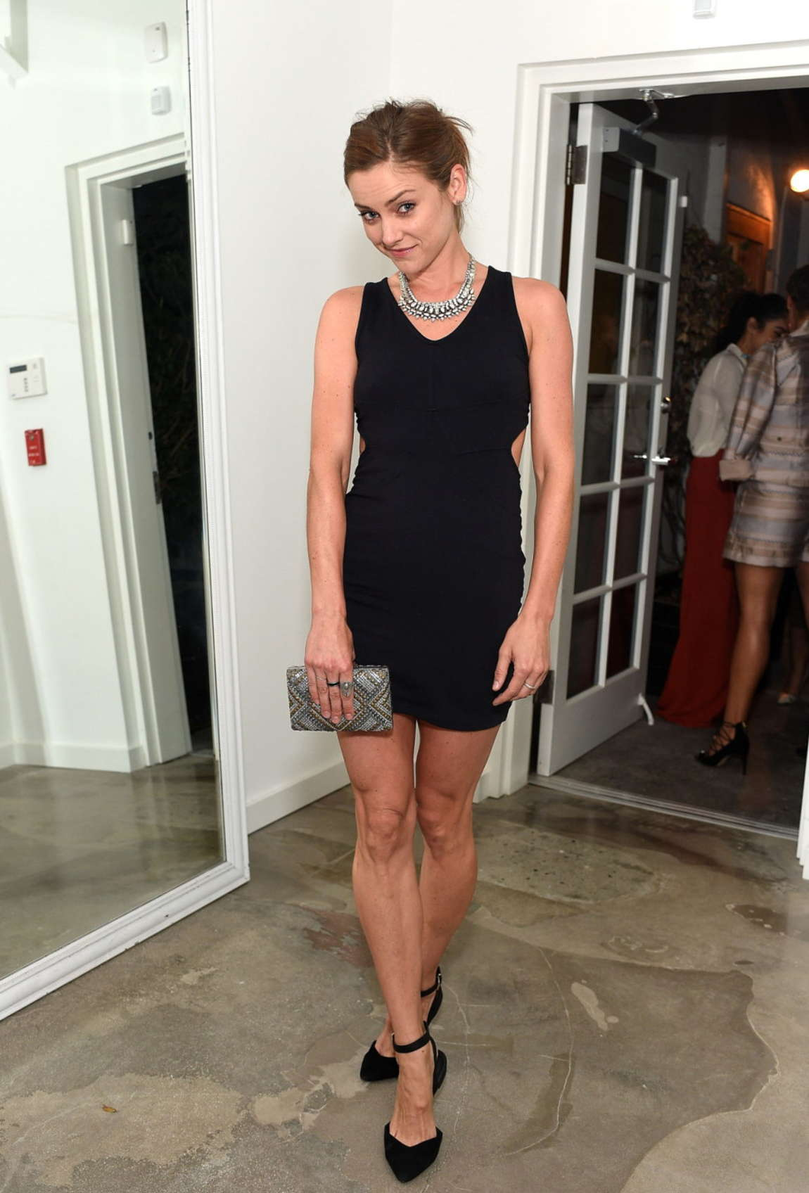 Jessica Stroup The A List Anniversary Party in Beverly Hills