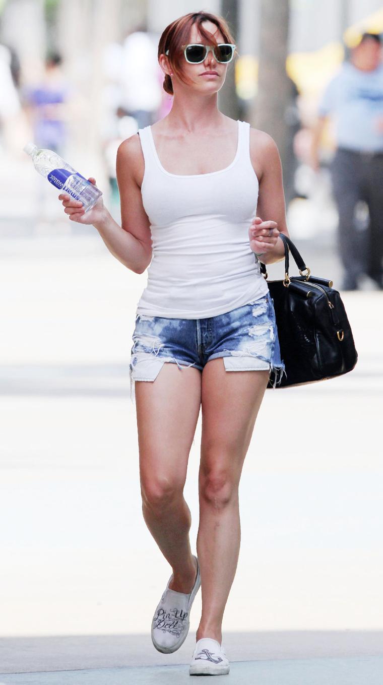 Jessica Sutta Candids in Miami