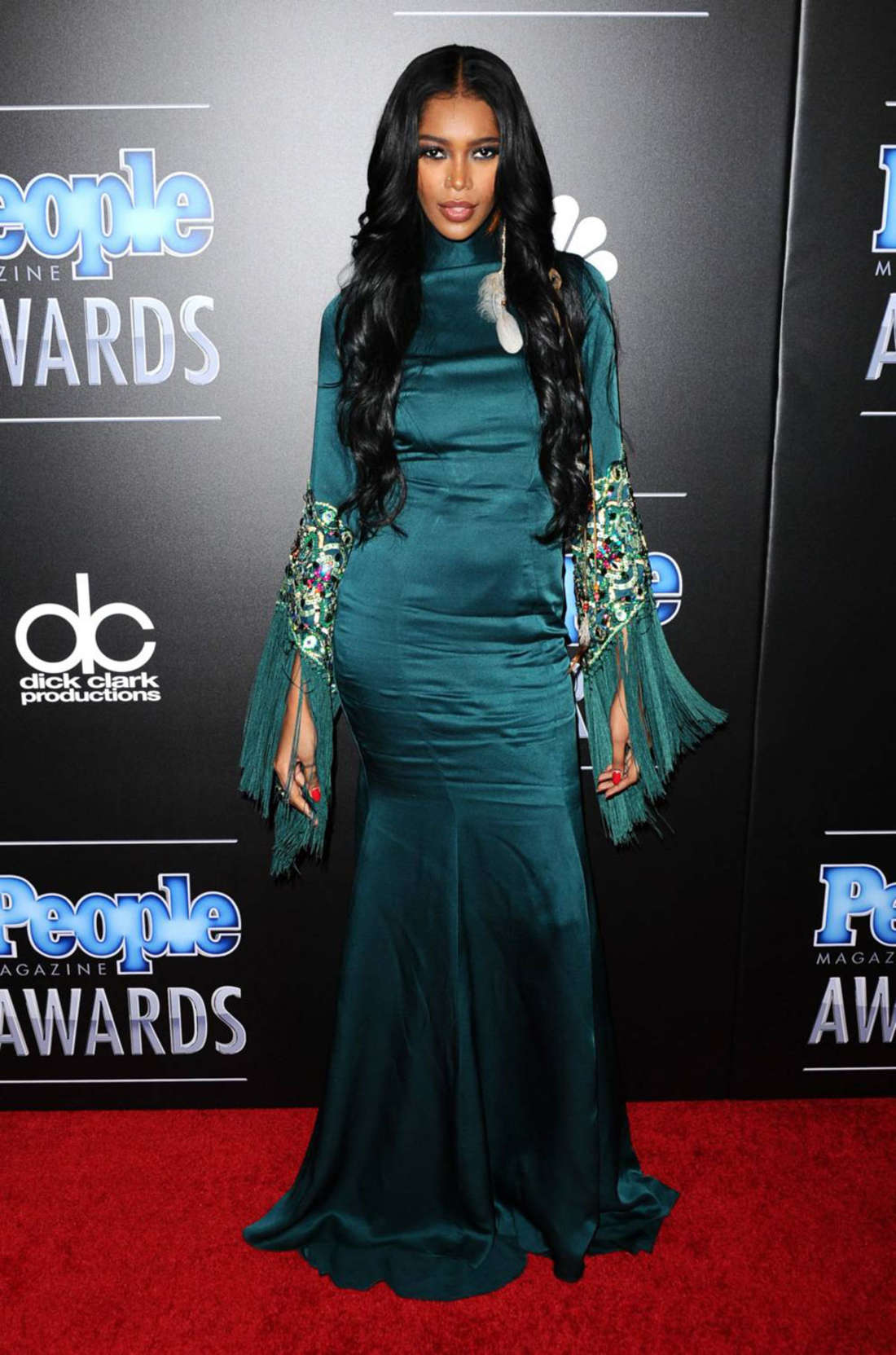 Jessica White PEOPLE Magazine Awards in Beverly Hills