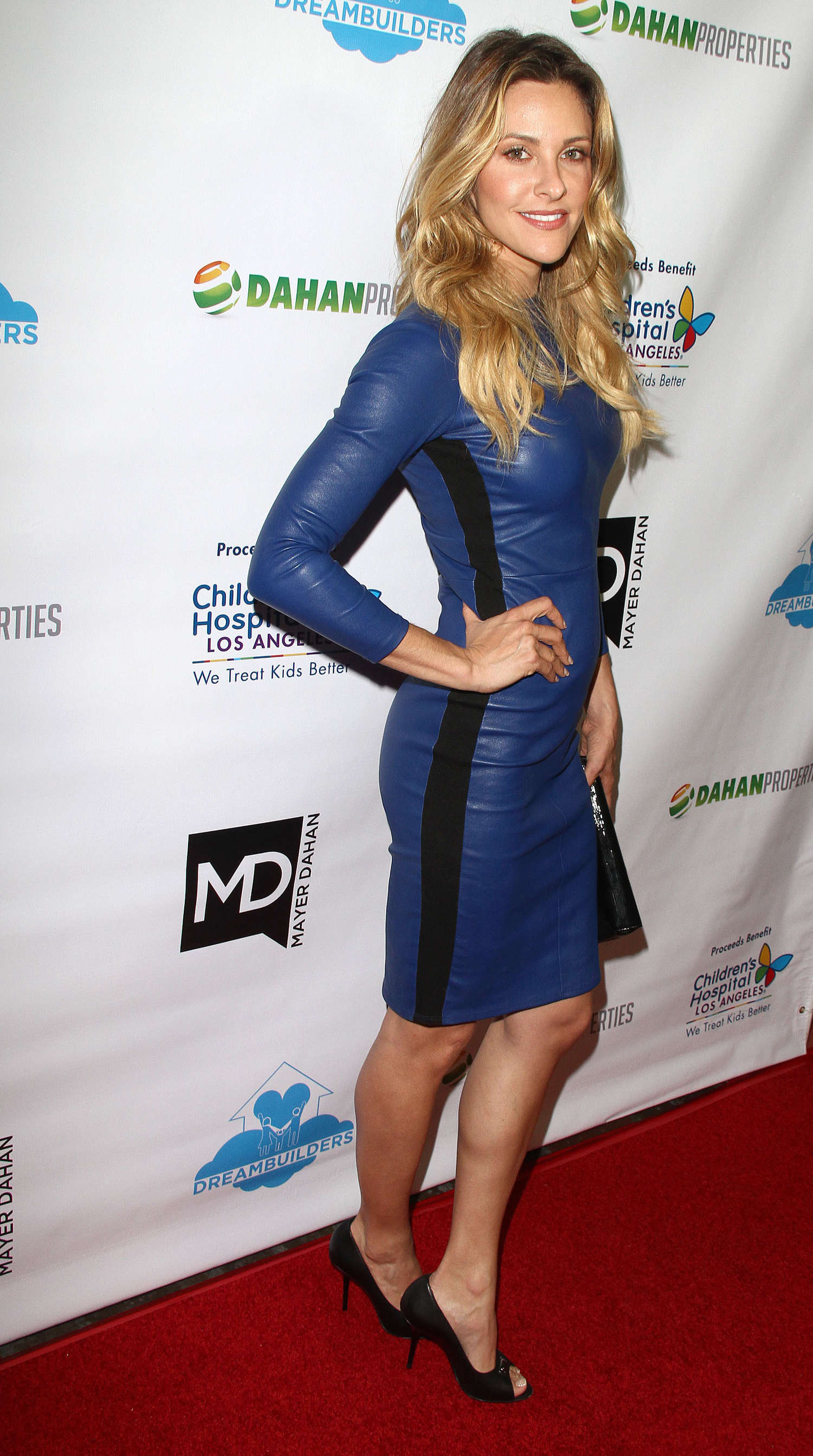 Jill Wagner at A Brighter Future For Children in Los Angeles