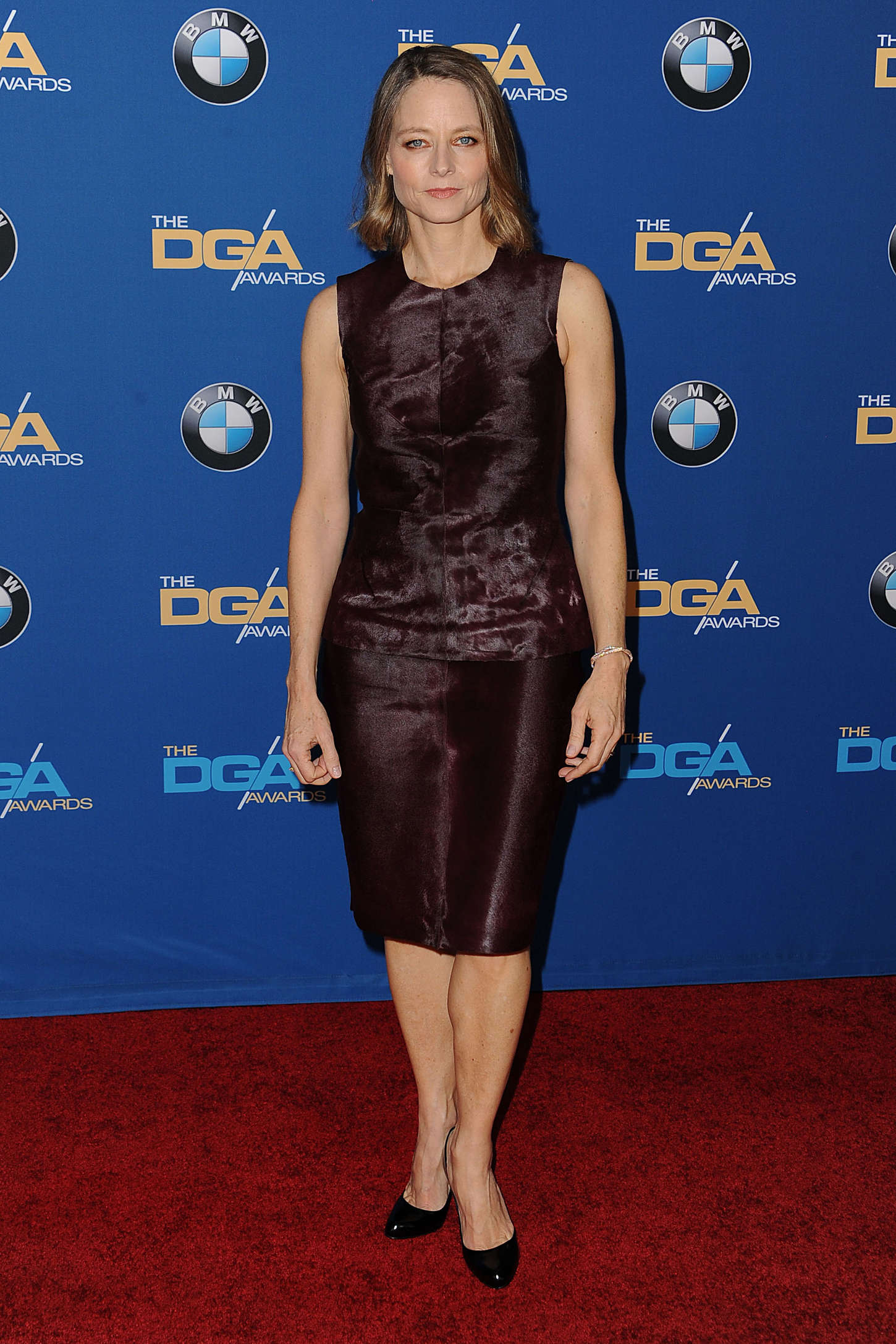 Jodie Foster Annual Directors Guild Of America Awards in Century City