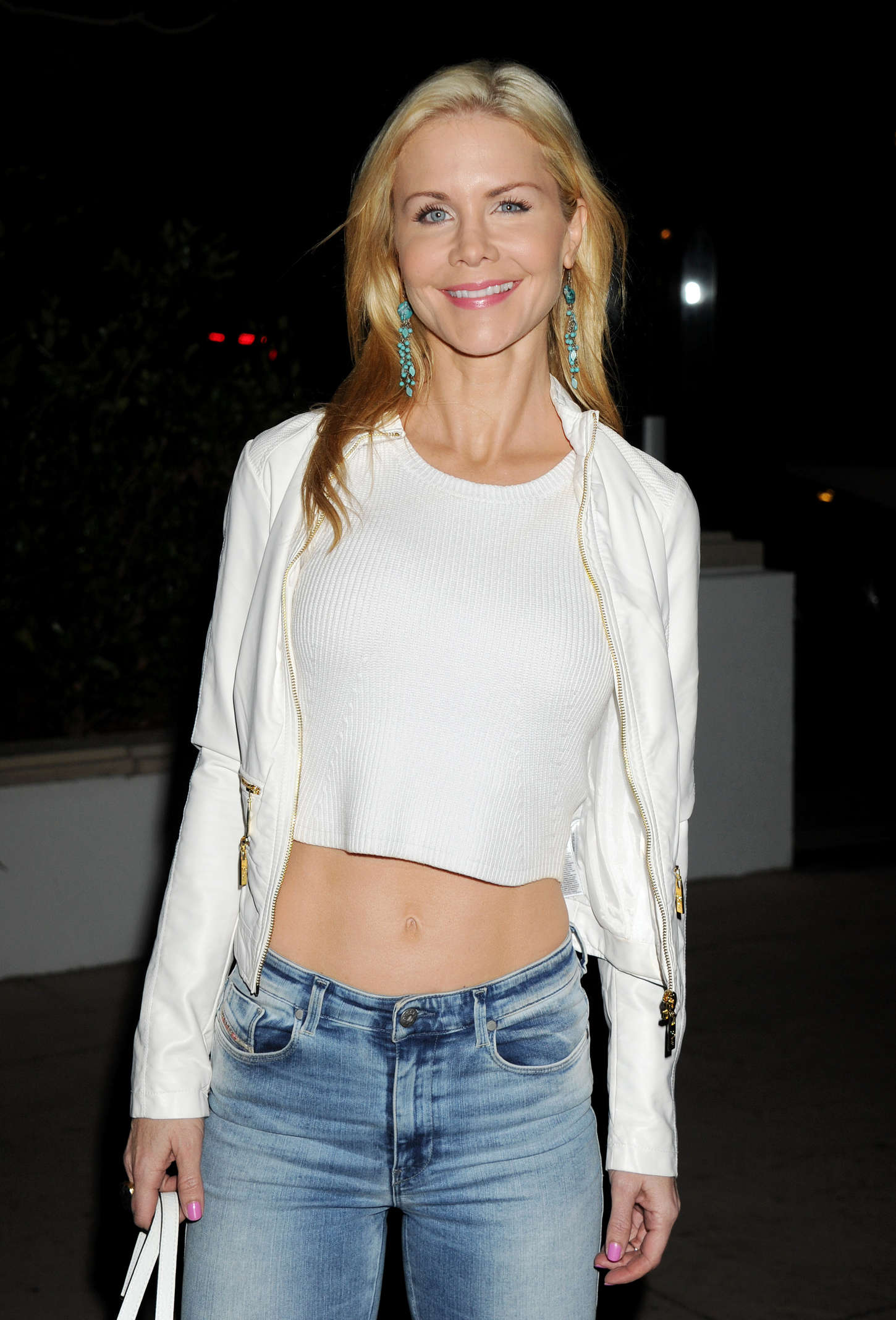 Josie Davis BBQ and Bikinis Benefit Hosted by Lindas Voice at Mr. C in Beverly Hills