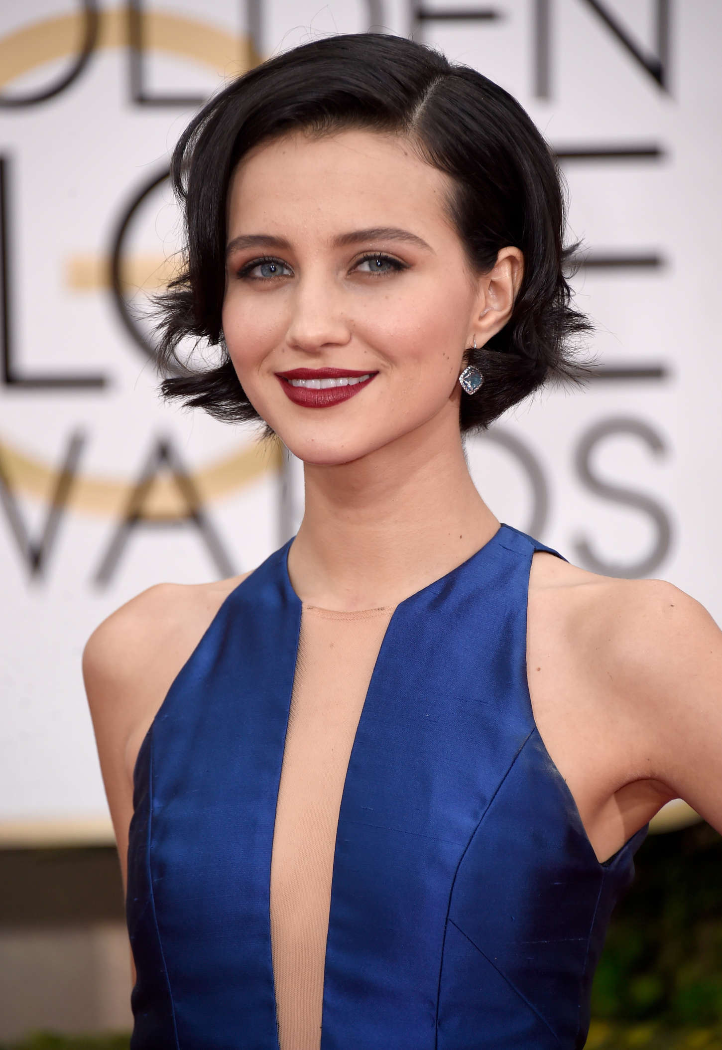 Julia Goldani Telles Annual Golden Globe Awards in Beverly Hills