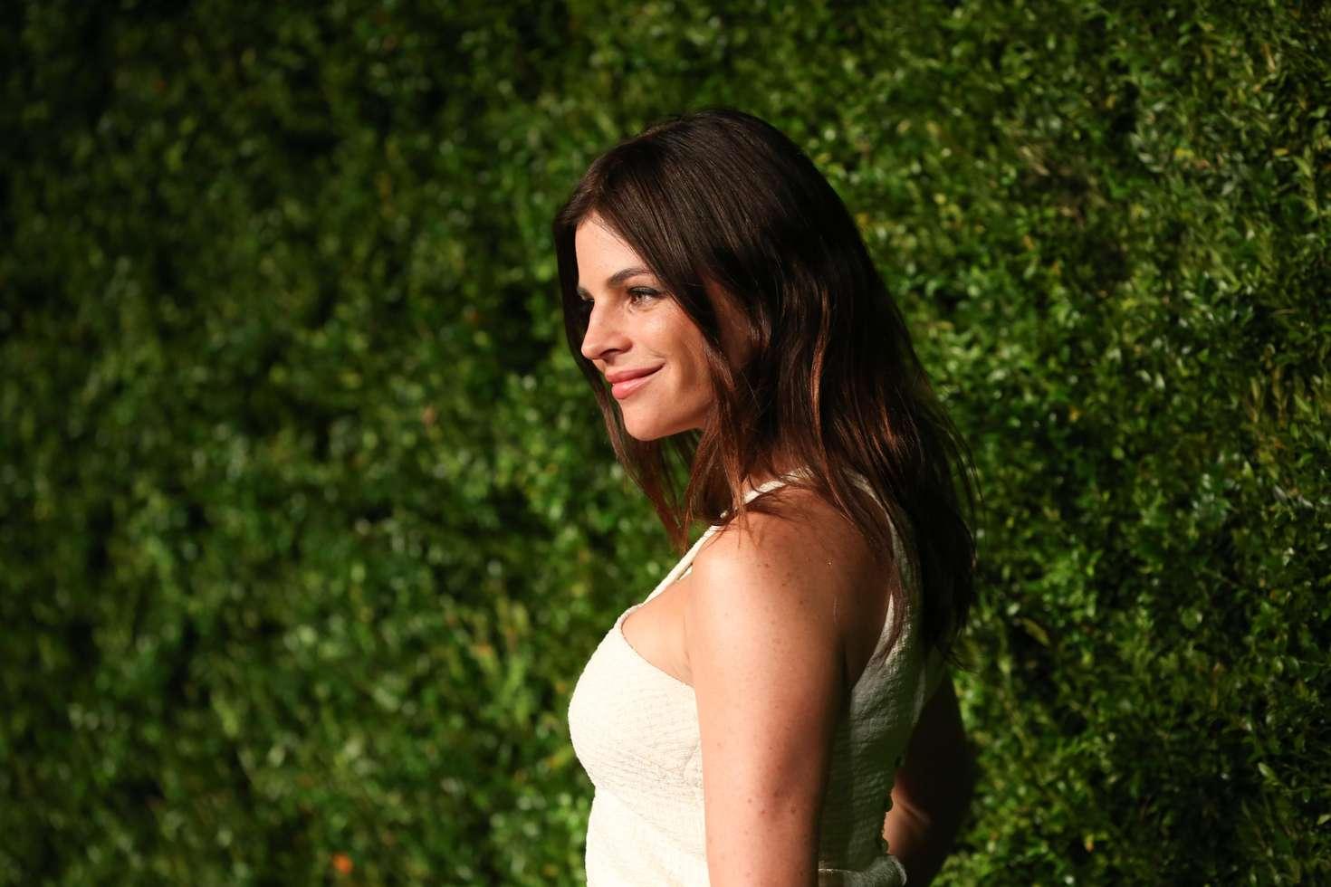 Julia Restoin Roitfeld Chanel Tribeca Film Festival Artists Dinner in New York