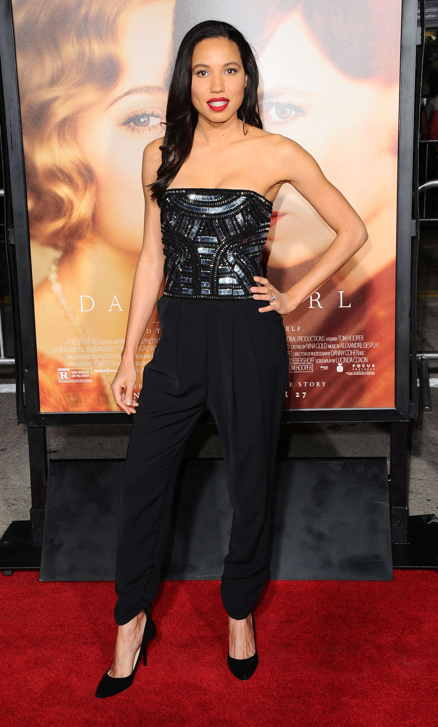 Jurnee Smollett-Bell The Danish Girl Premiere in Los Angeles