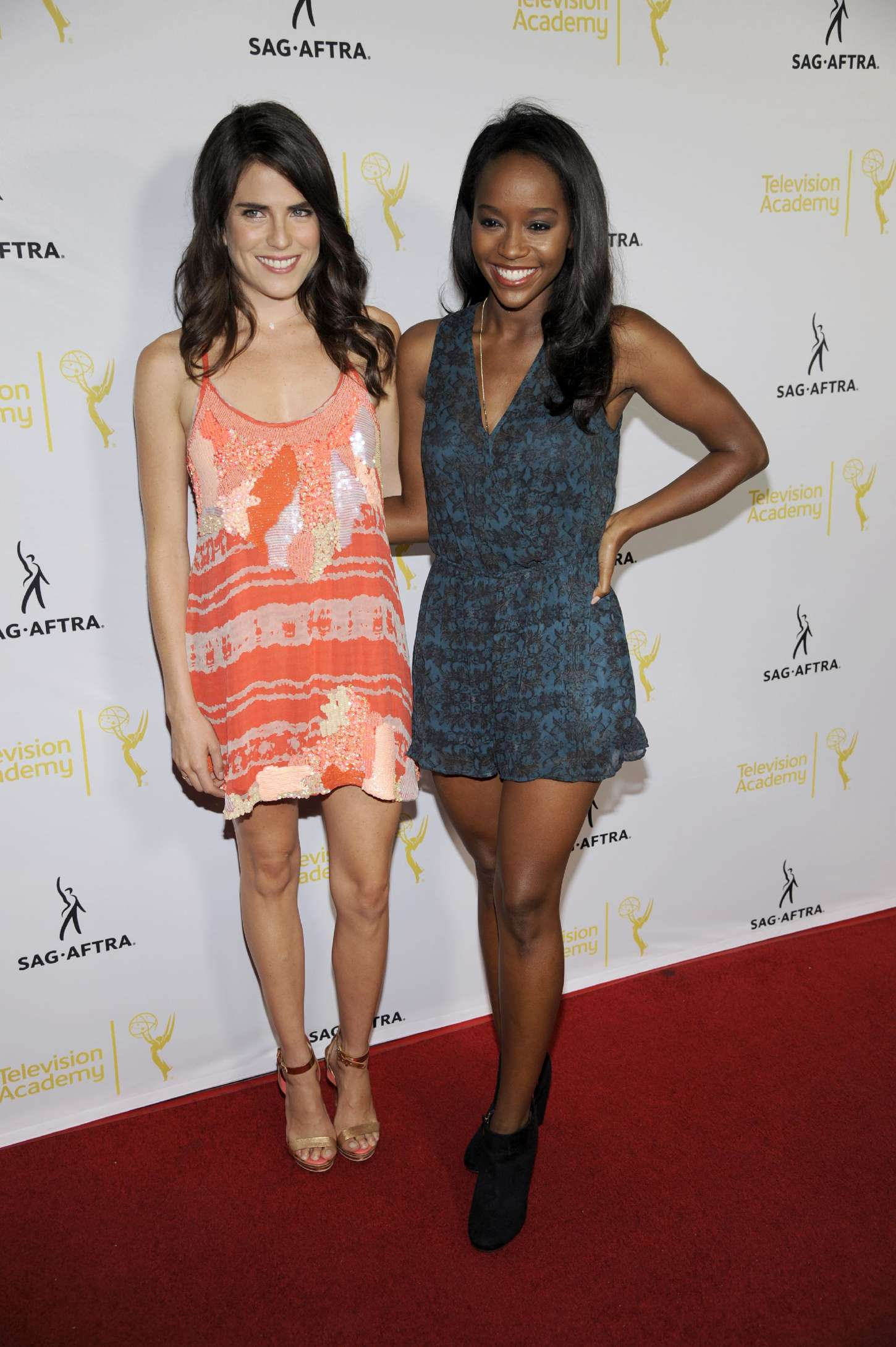 Karla Souza Emmy Awards Dynamic and Diverse Nominee Reception in North Hollywood