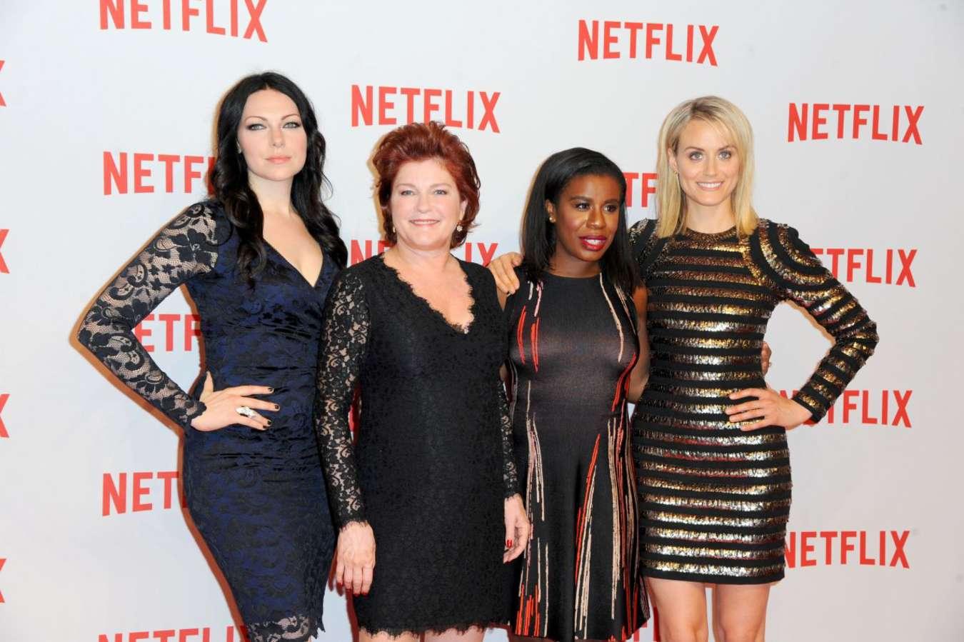 Kate Mulgrew Netflix Launch Party in Berlin