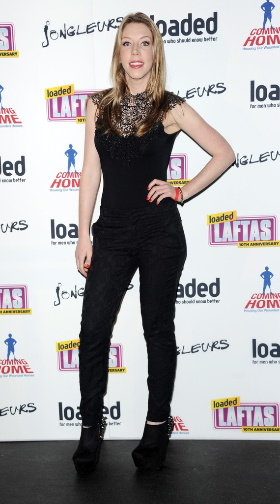 Katherine Ryan at the Loaded LAFTA at Sway in London