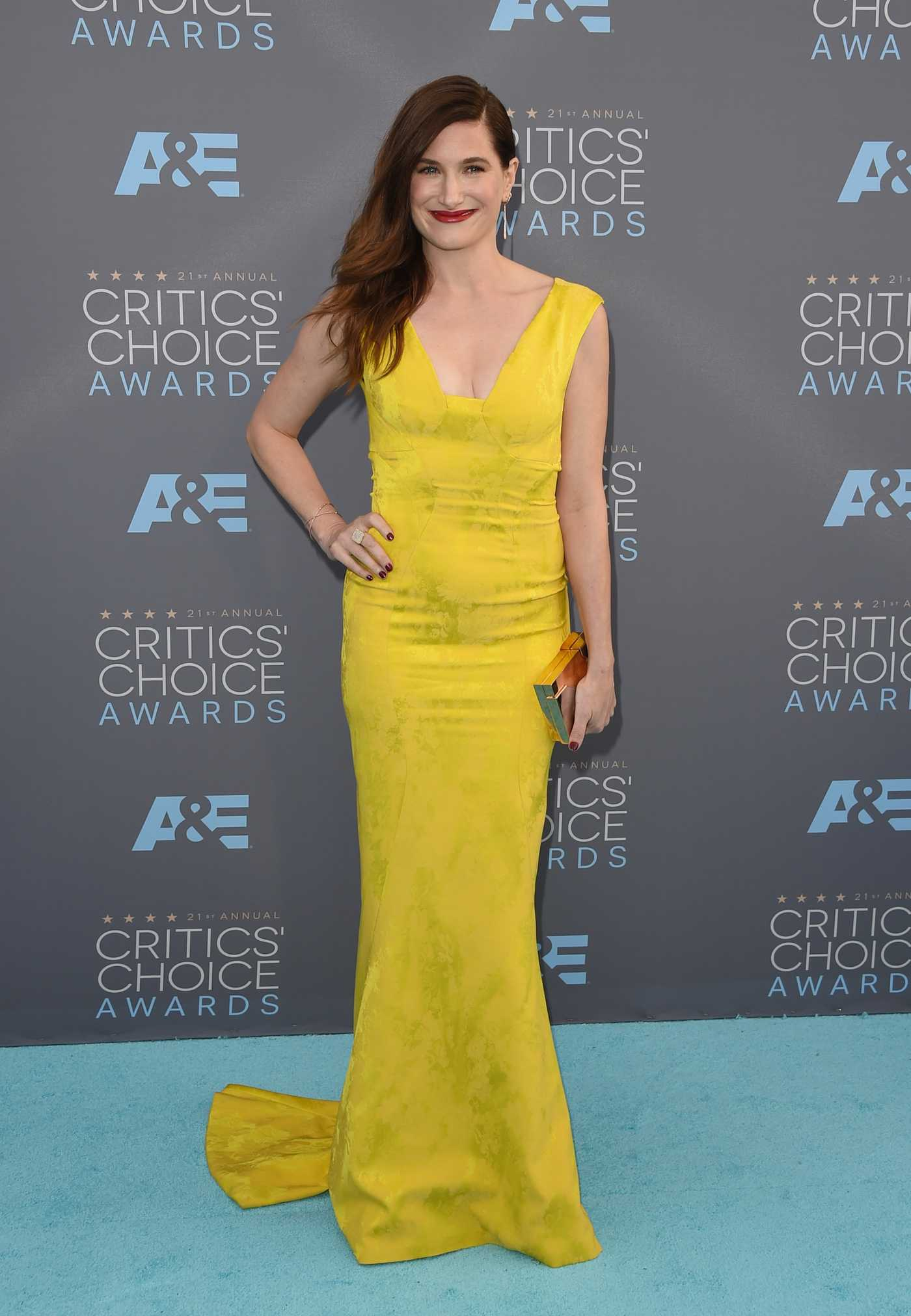 Kathryn Hahn Annual Critics Choice Awards in Santa Monica