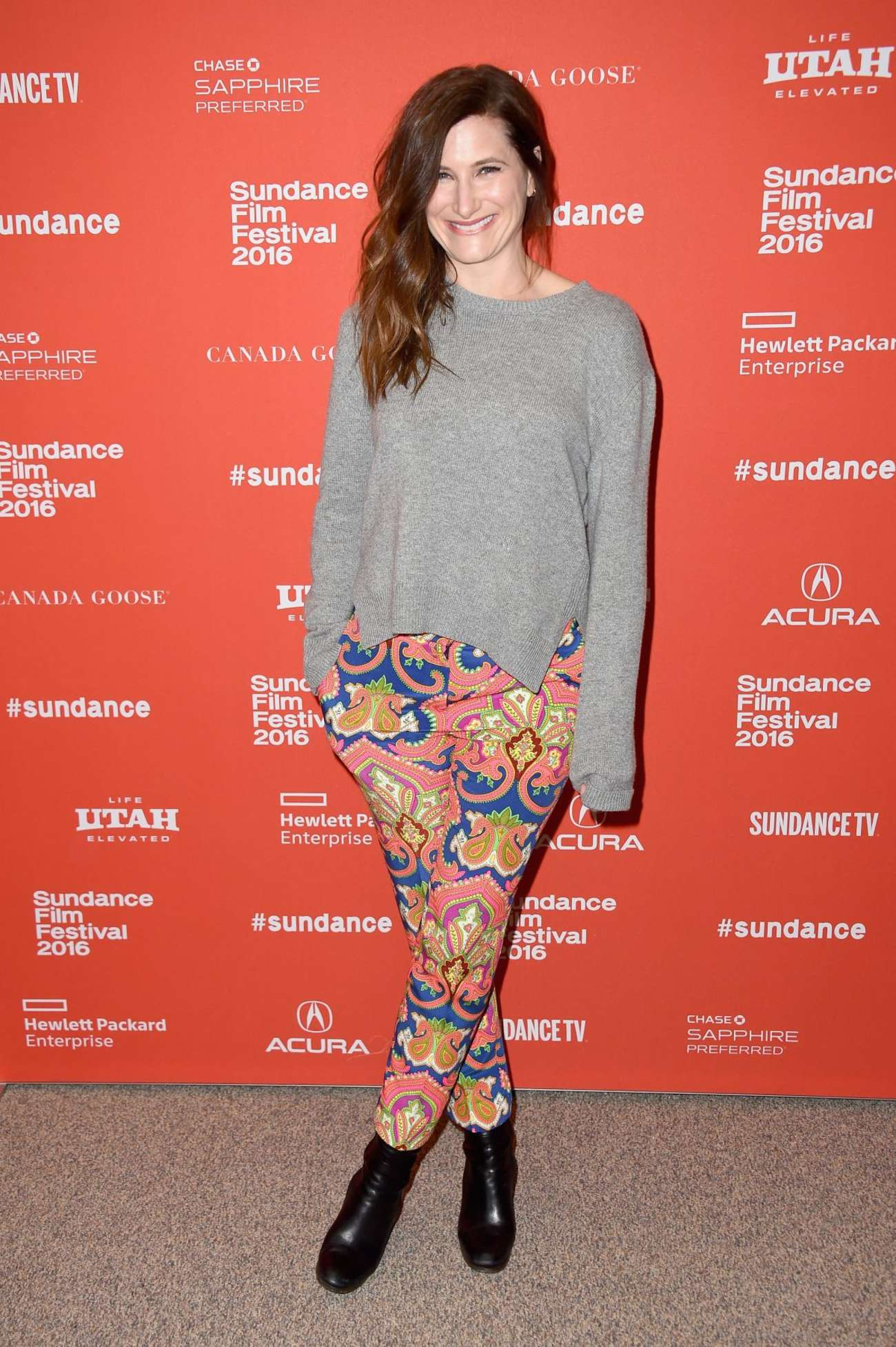 Kathryn Hahn Captain Fantastic Premiere at Sundance Film Festival in Park City
