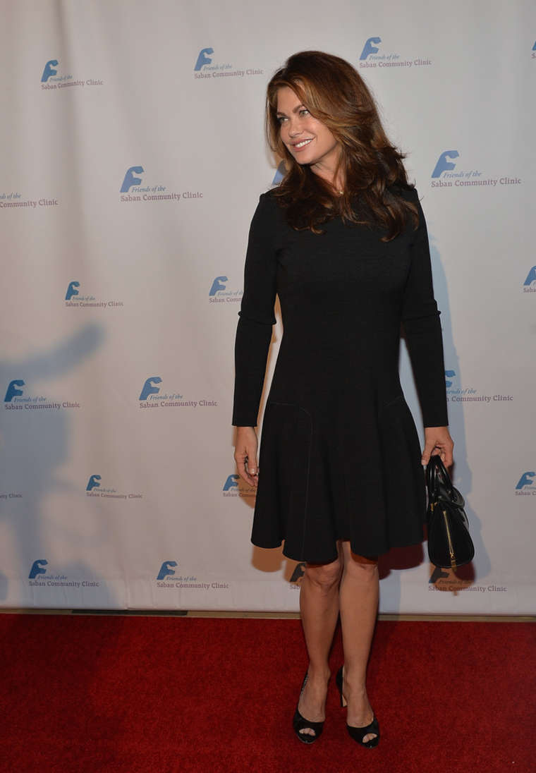 Kathy Ireland Annual Saban Community Clinic Gala in Beverly Hills