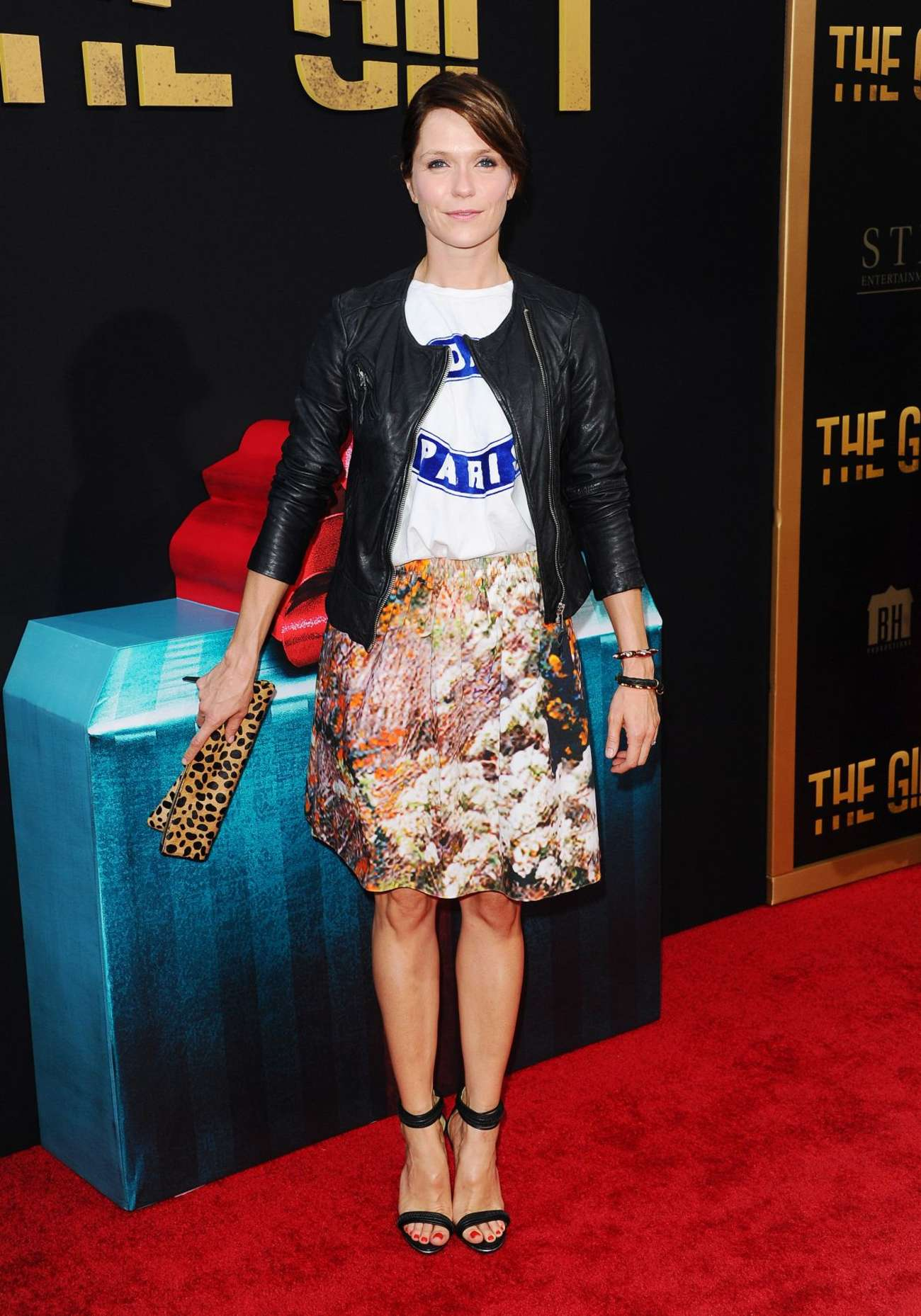 Katie Aselton The Gift Premiere in Los Angeles