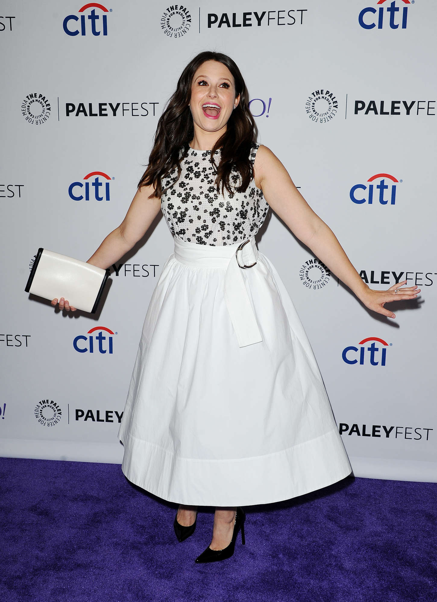 Katie Lowes Annual PaleyFest in Hollywood