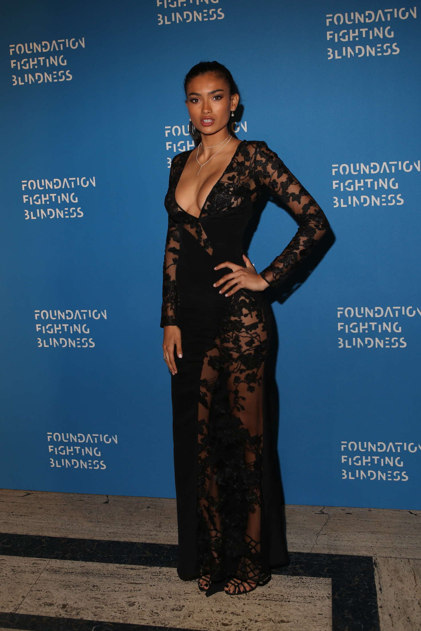 Kelly Gale Foundation Fighting Blindness World Gala in New York