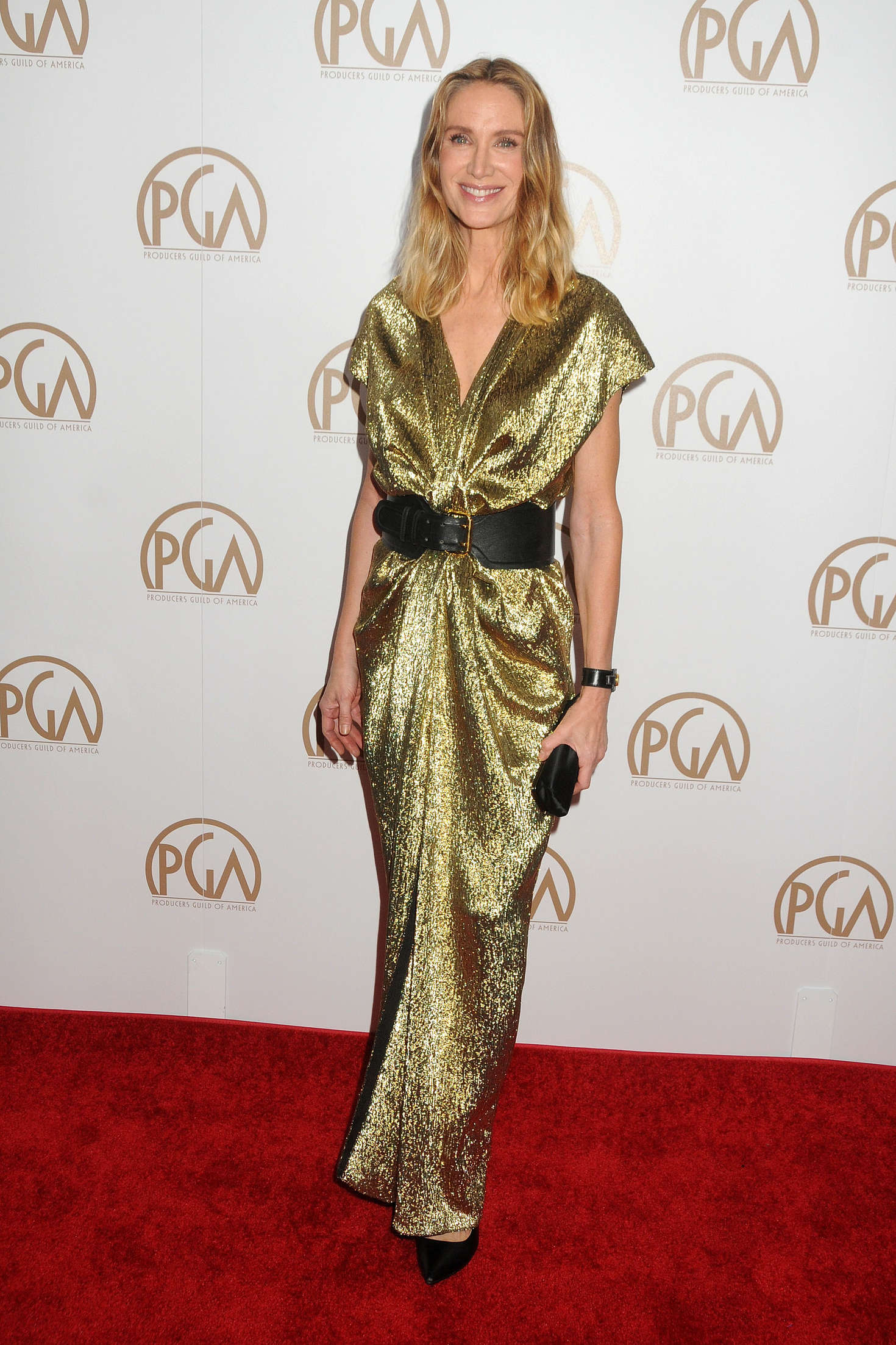 Kelly Lynch Annual Producers Guild of America Awards in Century City