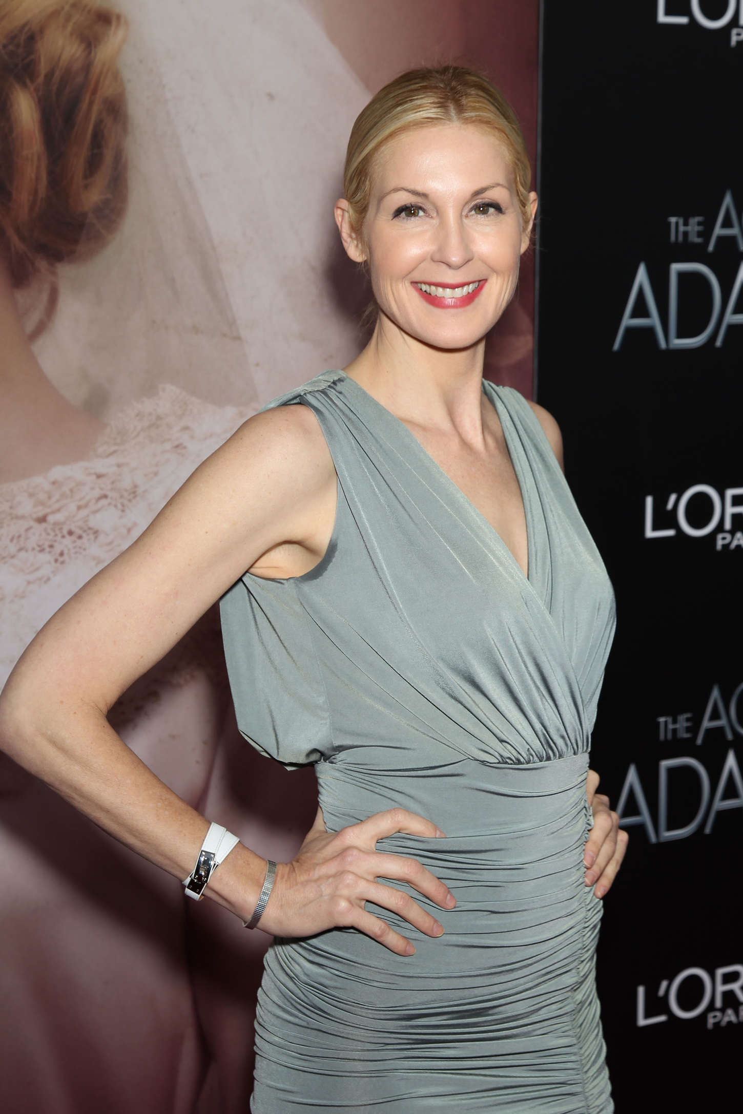 Kelly Rutherford The Age of Adaline Premiere in New York