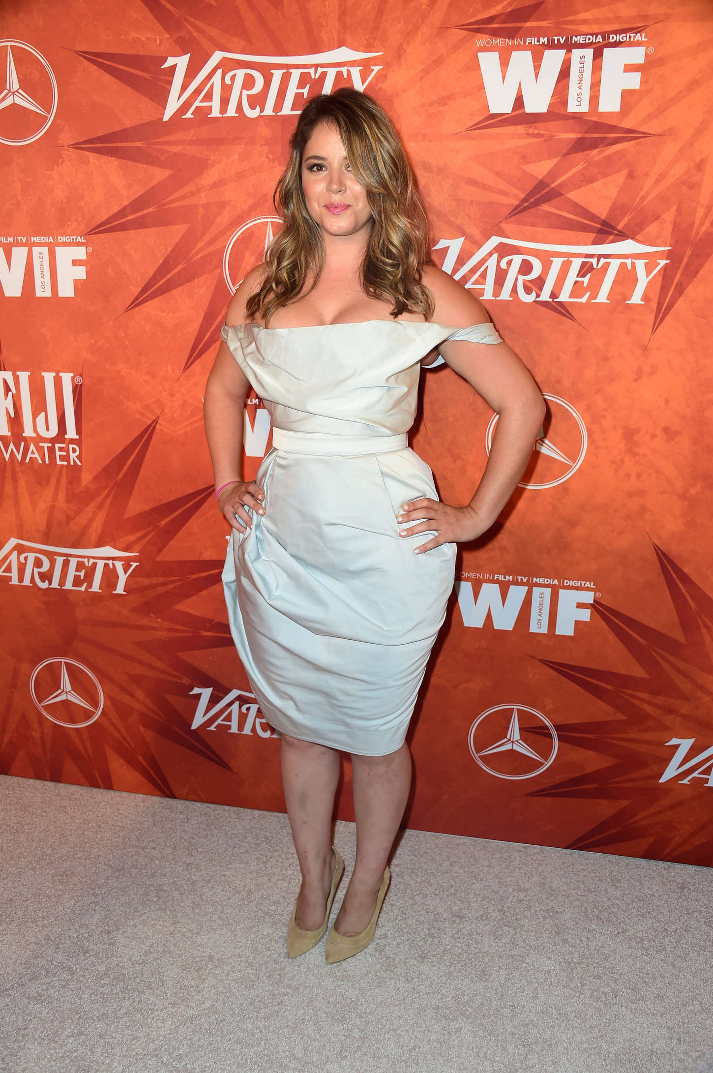 Kether Donohue Variety And Women in Film Annual Pre-Emmy Celebration in West Hollywood