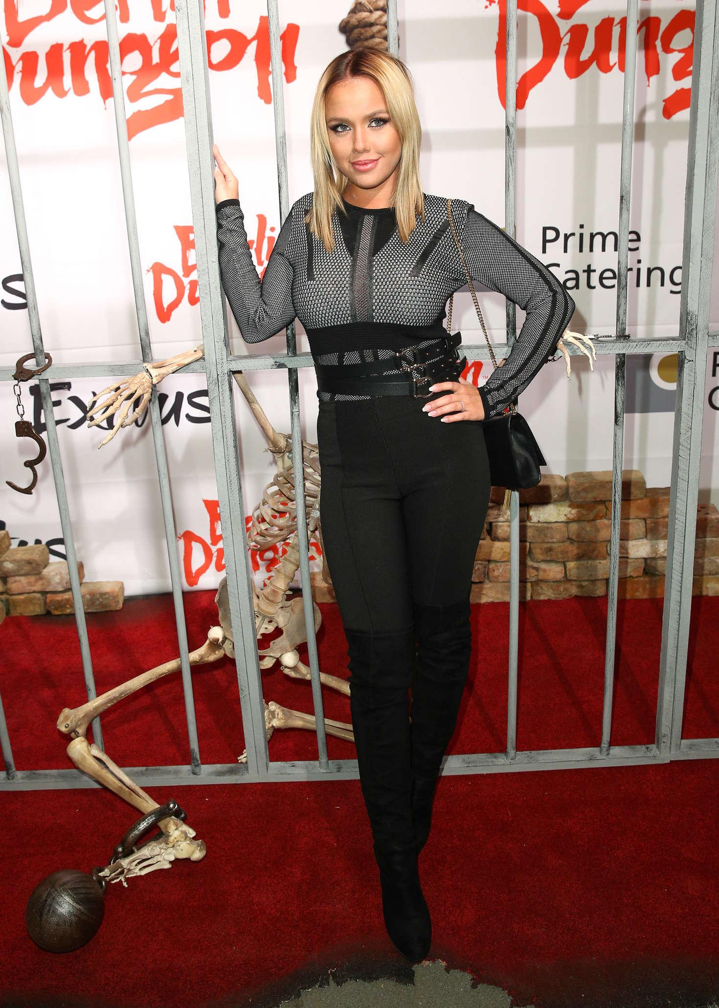 Kim Gloss EXITUS Premiere at Berlin Dungeon in Berlin