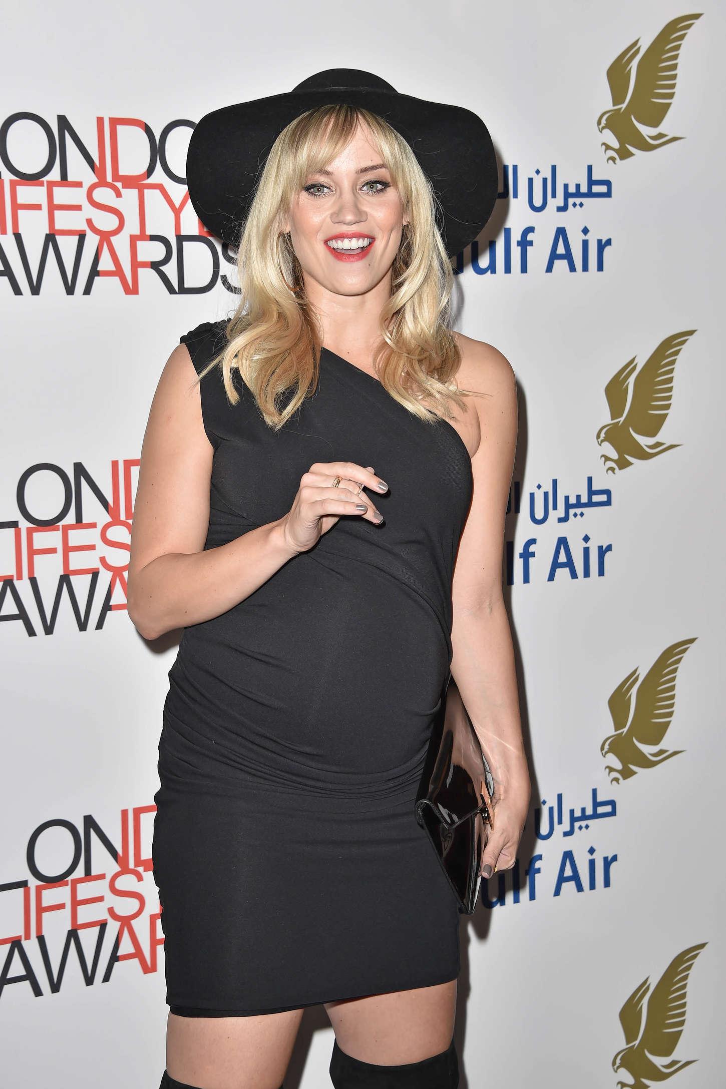 Kimberley Wyatt at London Lifestyle Awards