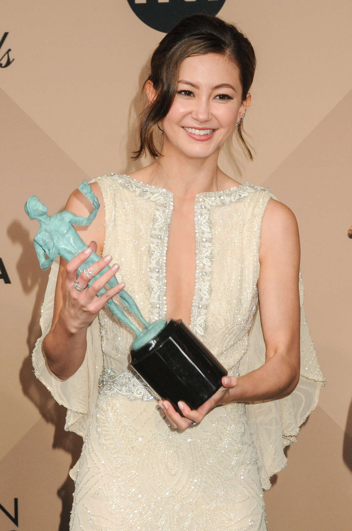 Kimiko Glenn Annual Screen Actors Guild Awards in Los Angeles
