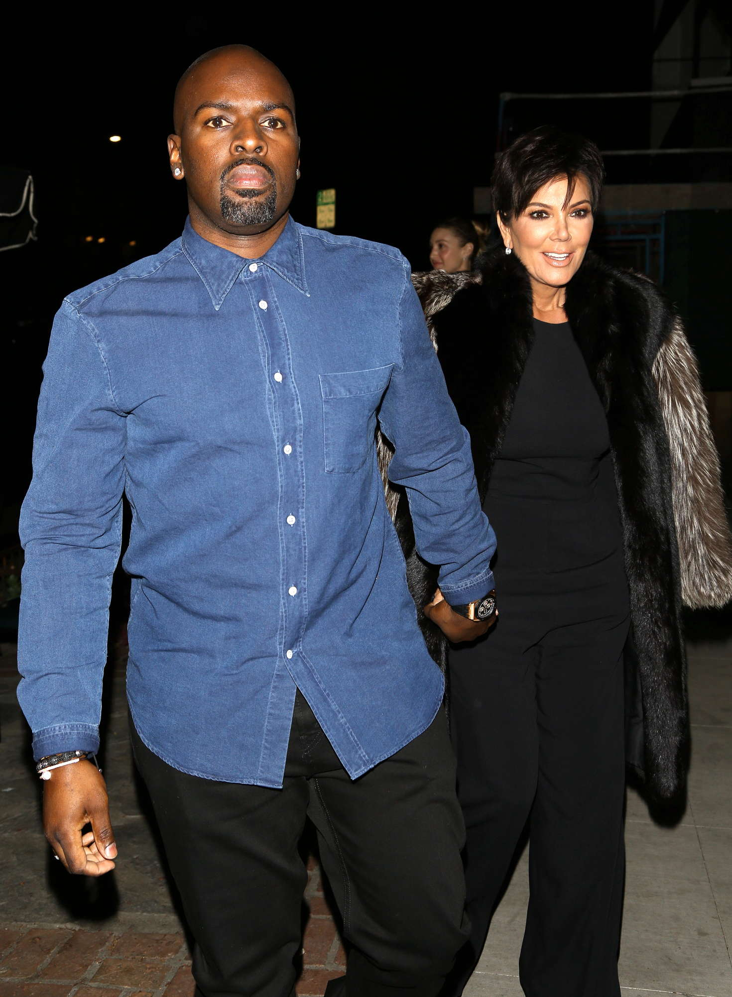 Kris Jenner at Salon Opening in Beverly Hills-1