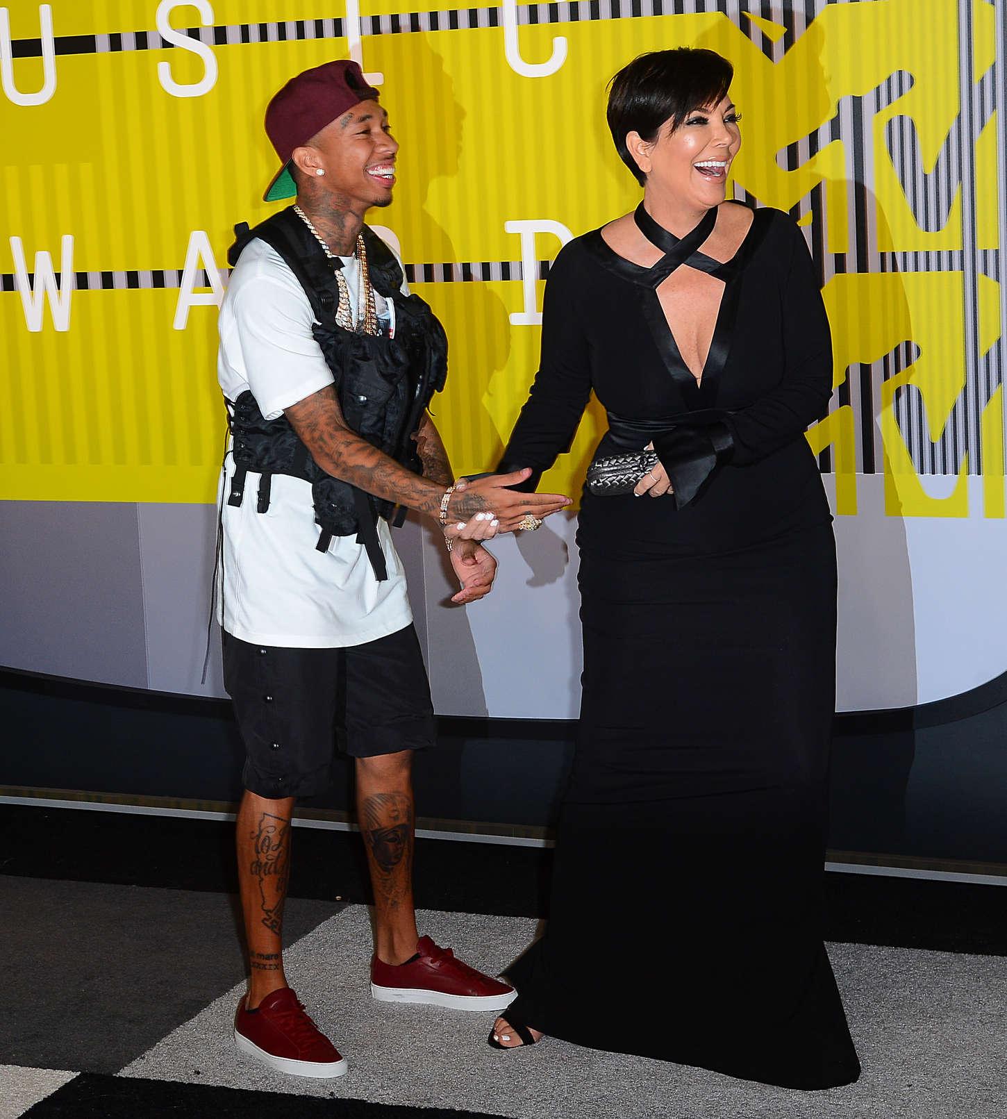 Kris Jenner MTV Video Music Awards in Los Angeles-1