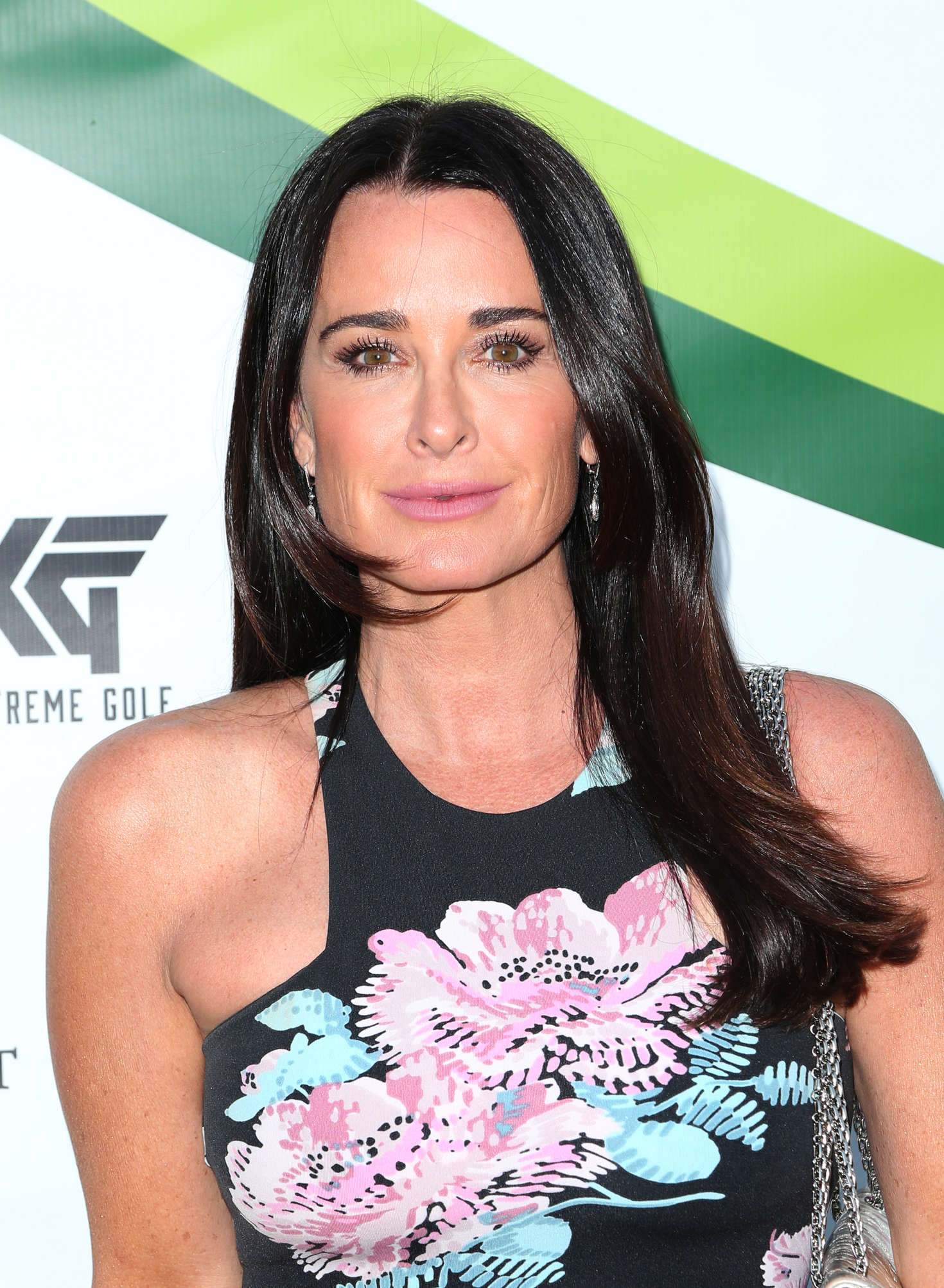 Kyle Richards Annual George Lopez Celebrity Golf Classic in Burbank