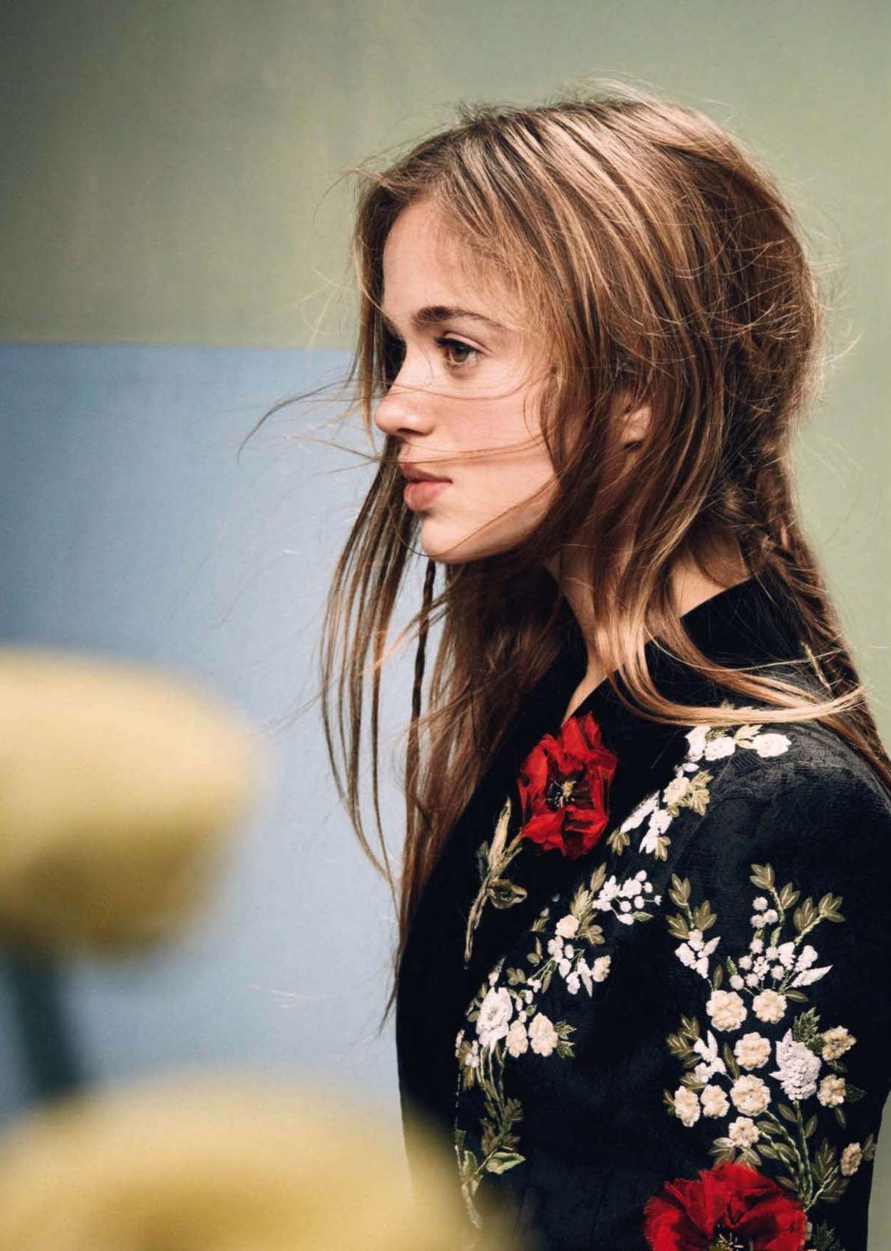 Lady Amelia Windsor Tatler UK Magazine