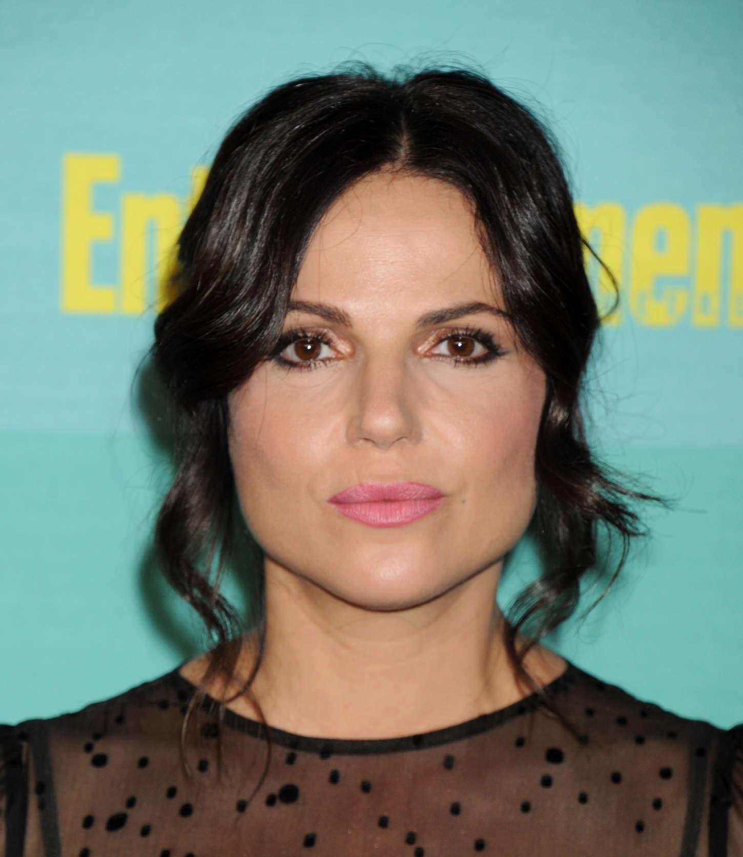 Lana Parrilla Entertainment Weekly Party at Comic-Con in San Diego