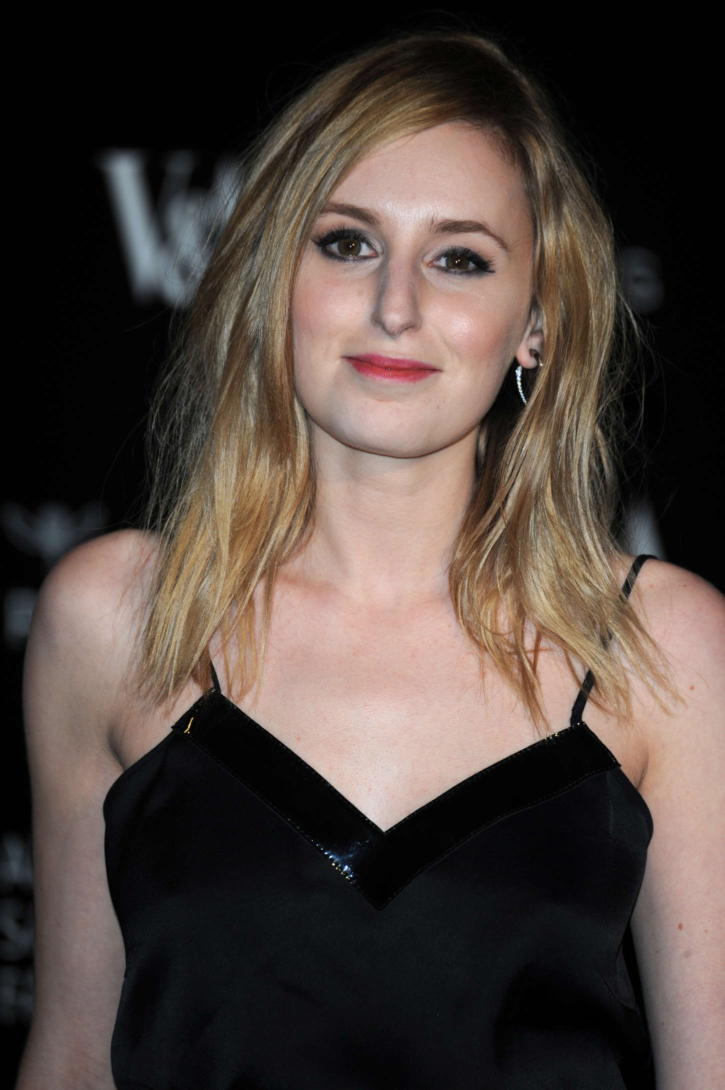Laura Carmichael Alexander McQueen Savage Beauty Gala in London