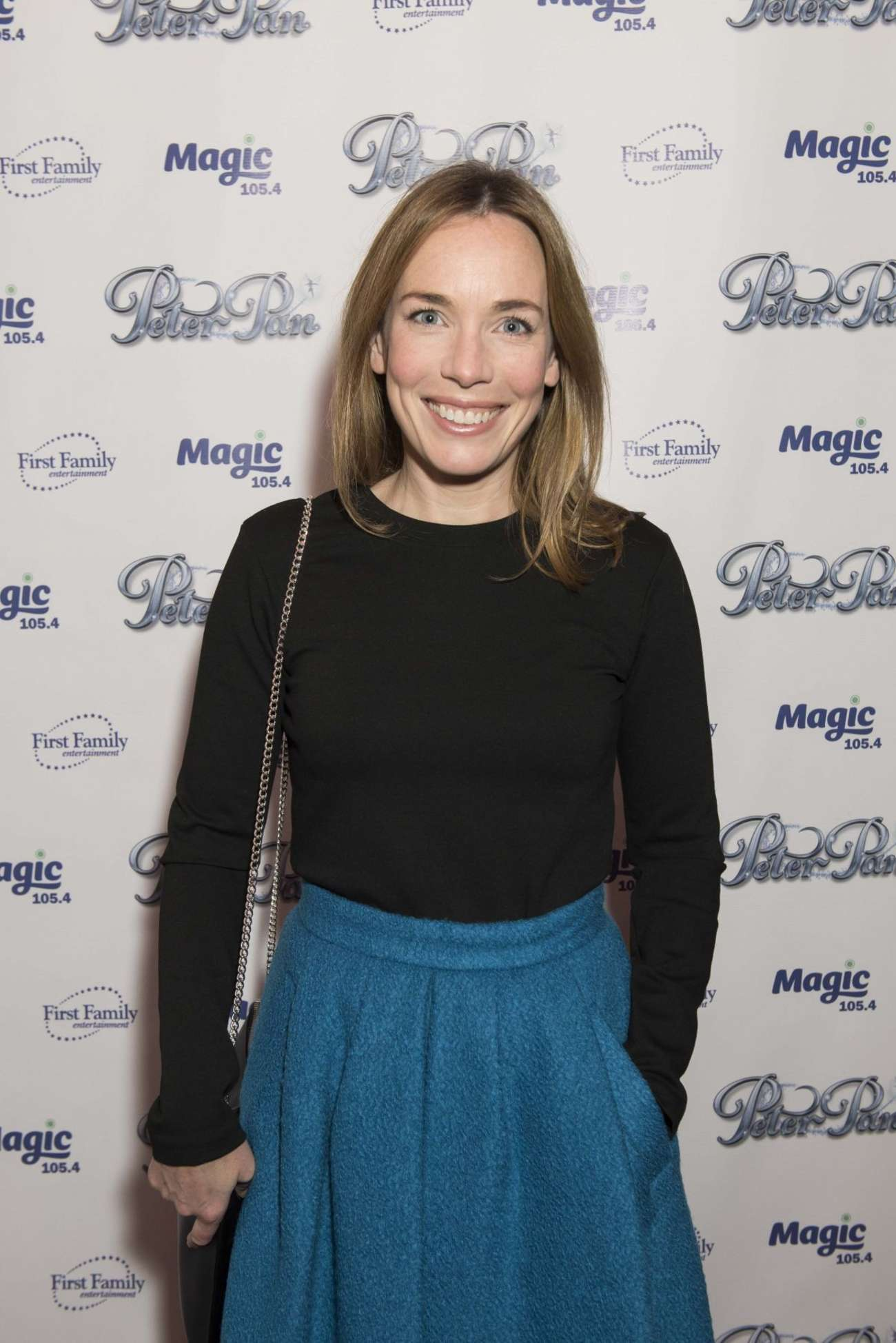 Laura Main Peter Pan And Tinker Bell A Pirates Christmas Opening Night in Pasadena