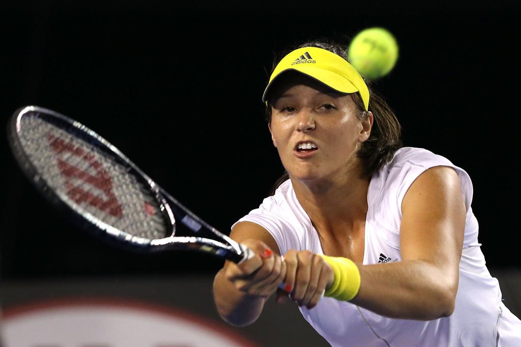 Laura Robson Australian Open in Melbourne