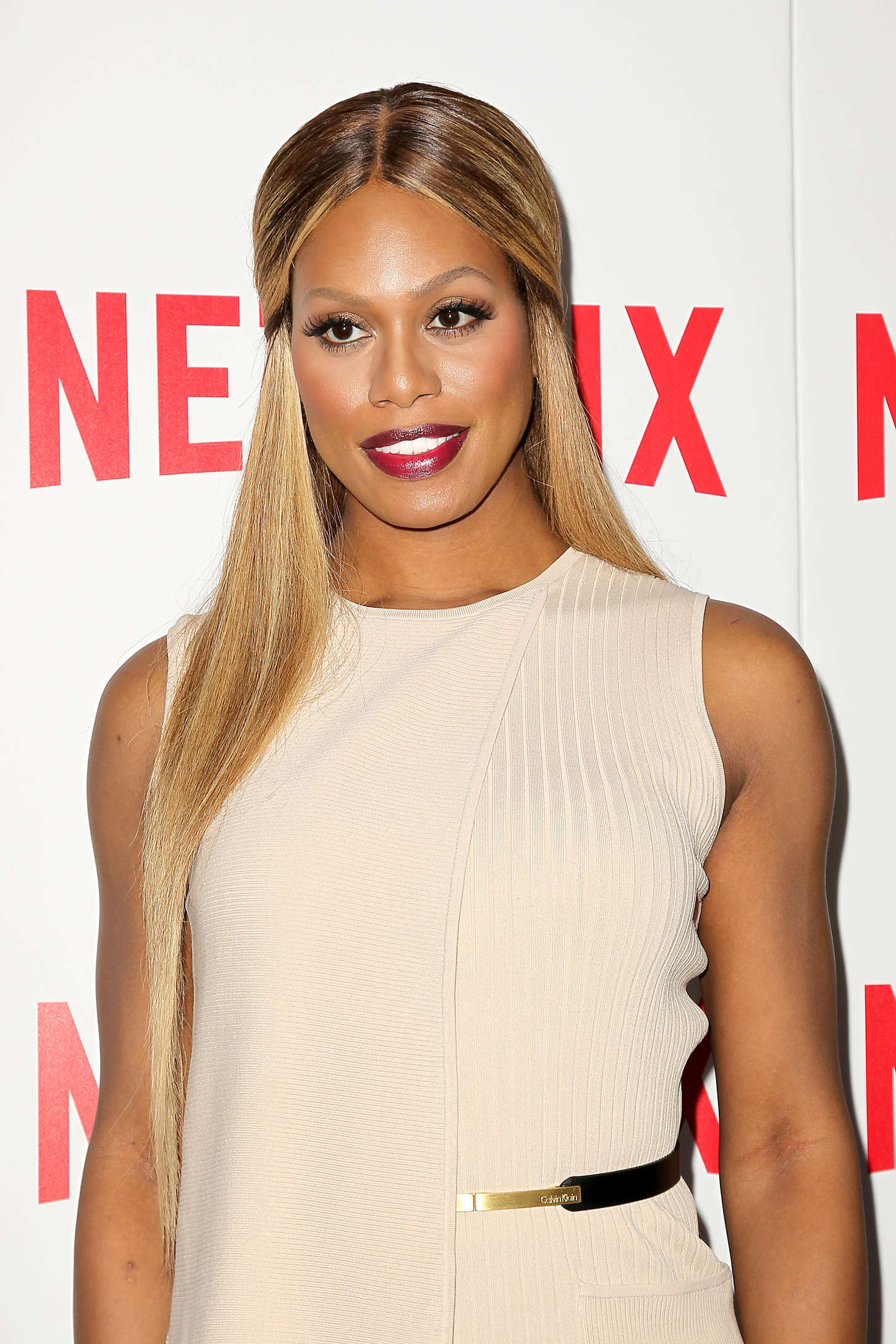 Laverne Cox Orange is the New Black Special Screening in New York