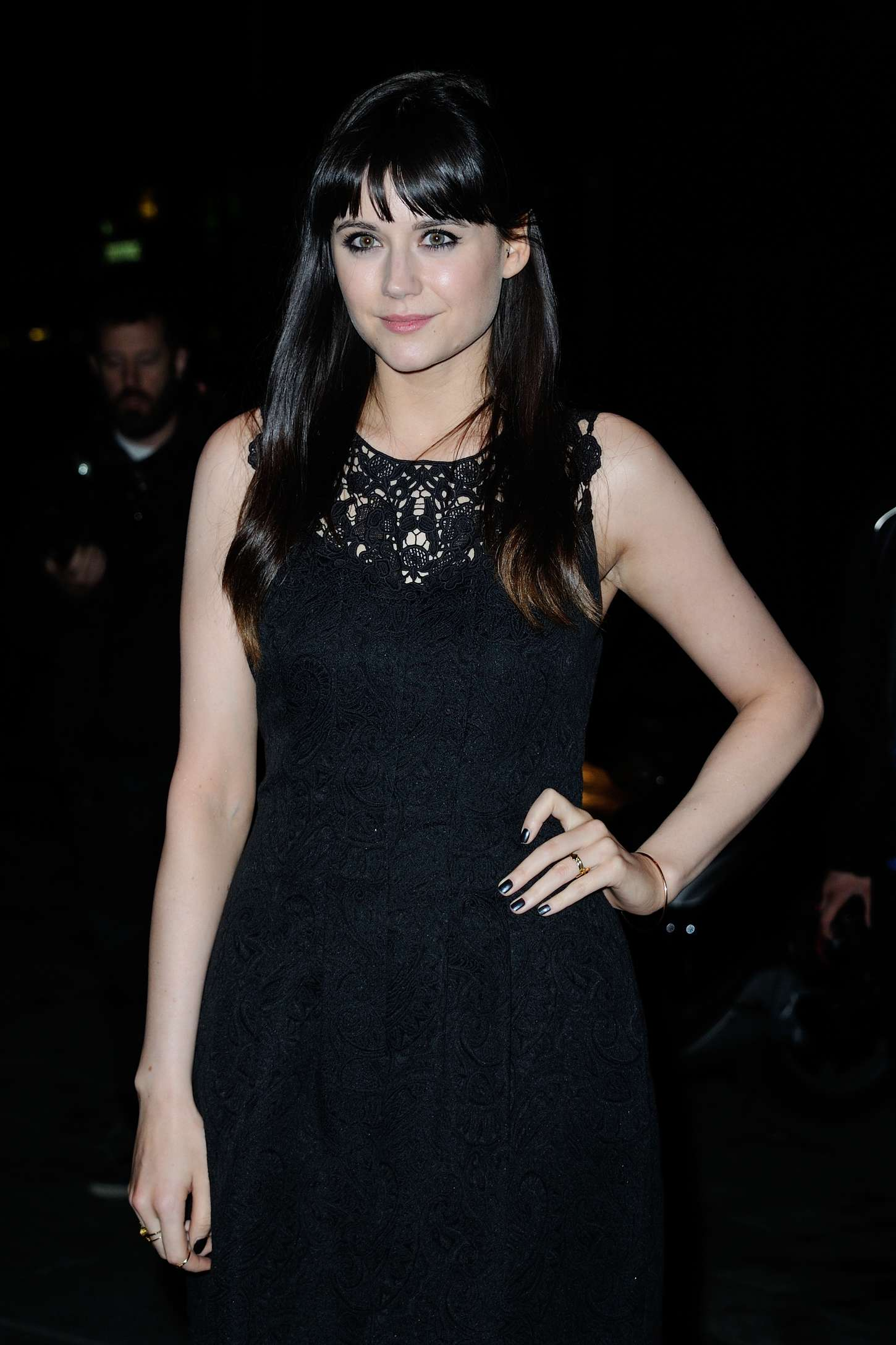 Lilah Parsons Mondrian Hotel Launch Party in London